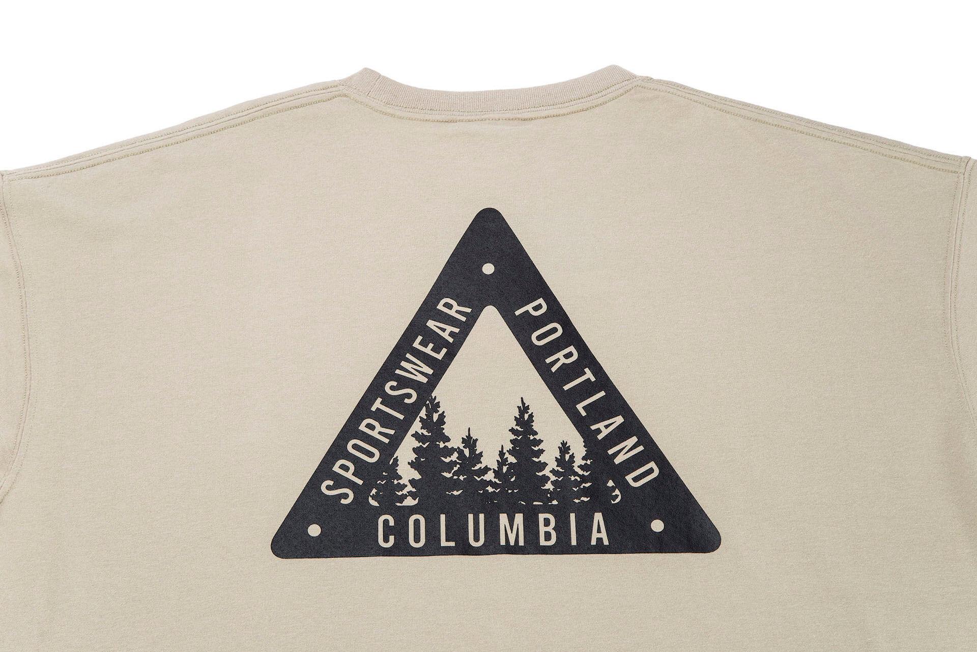 コロンビアとSHIPSのコラボTシャツが限定発売!冷却機能「オムニフリーズゼロ」を搭載した高機能モデル life210408_columbia_ships_5