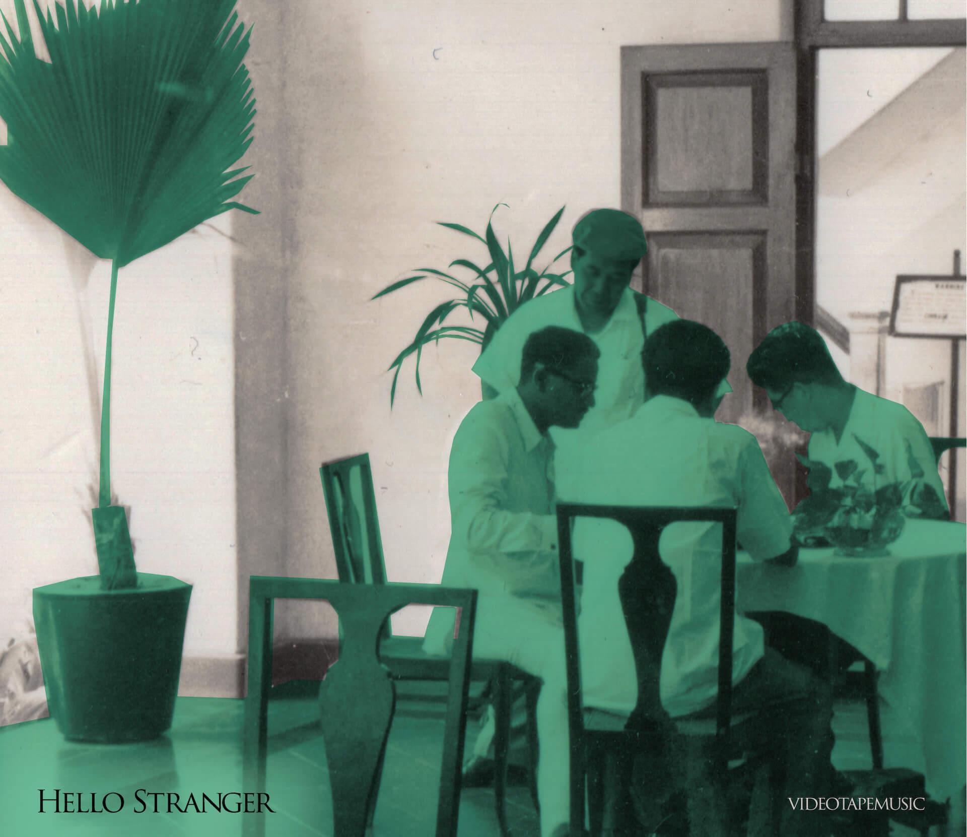 VIDEOTAPEMUSIC、〈BLACK SMOKER〉よりMIX CD『Hello Stranger』を4月20日にリリース msuci210409-videotapemusic