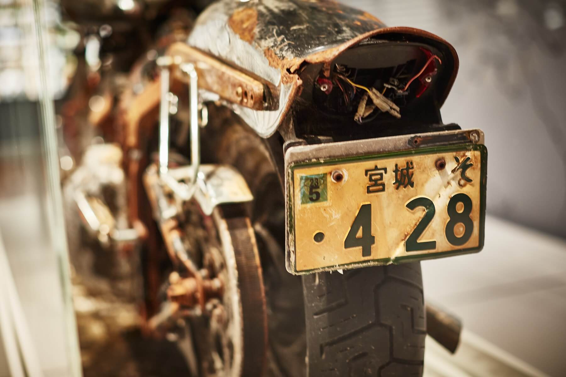 3.11を世界に伝える奇跡の「TSUNAMIハーレー」、ピース綾部のインタビューレポートが『FREEDOM MAGAZINE』で公開 culture210311_Harley-Davidson-07