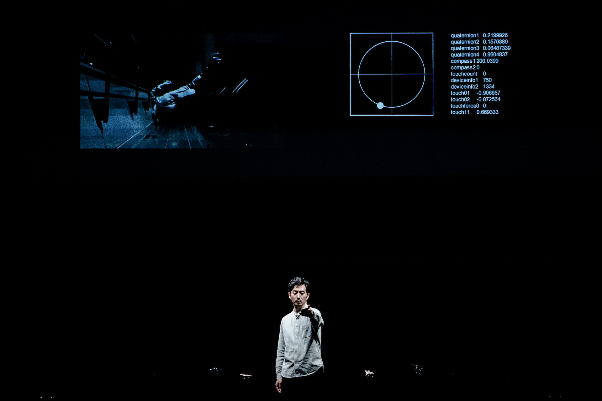 平安京のサウンドスケープを現代に生かす・活かす ── <NAQUYO-平安京の幻視宇宙->イベントレポート art210414_naquyo_9