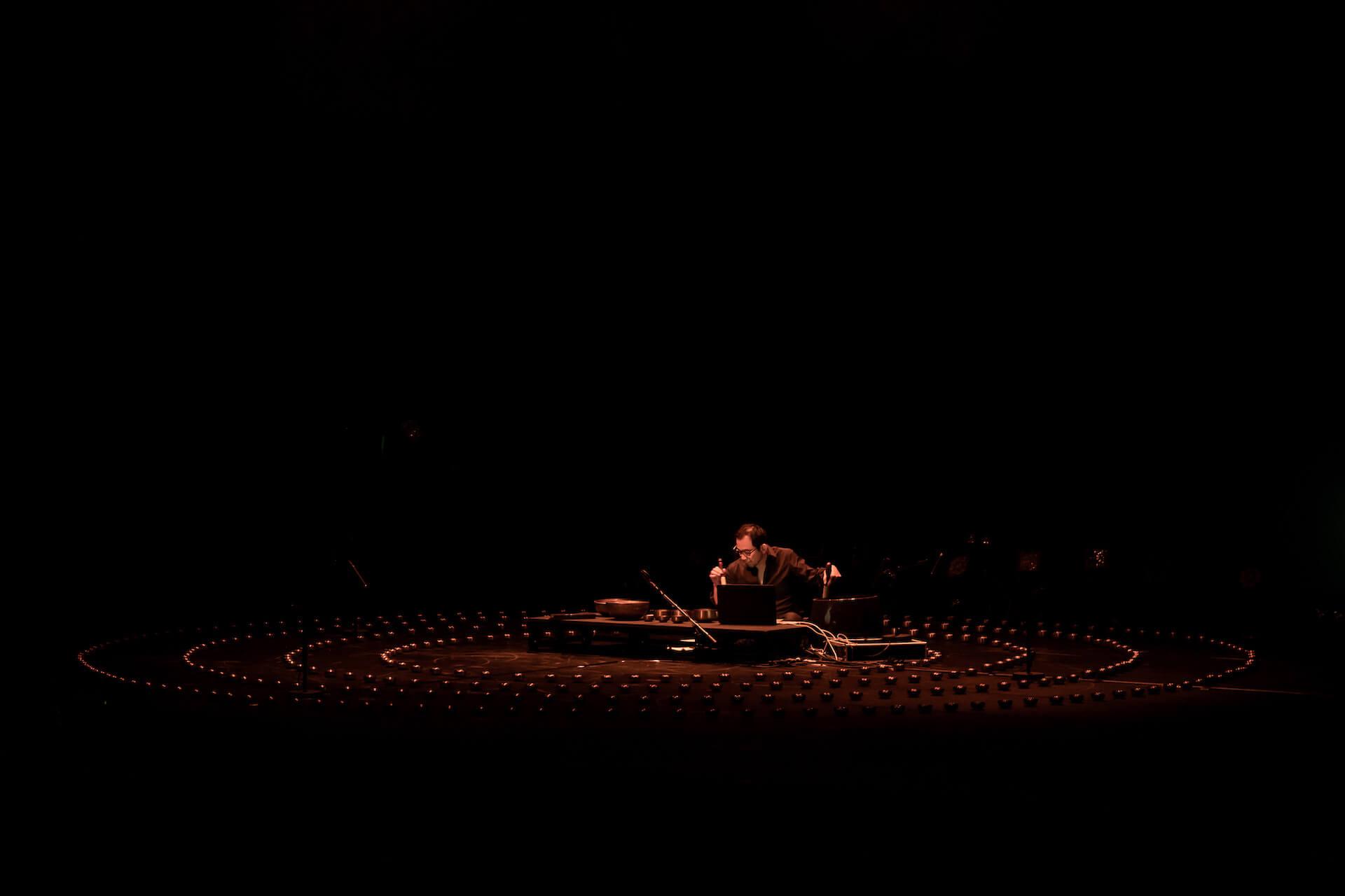 平安京のサウンドスケープを現代に生かす・活かす ── <NAQUYO-平安京の幻視宇宙->イベントレポート art210414_naquyo_2
