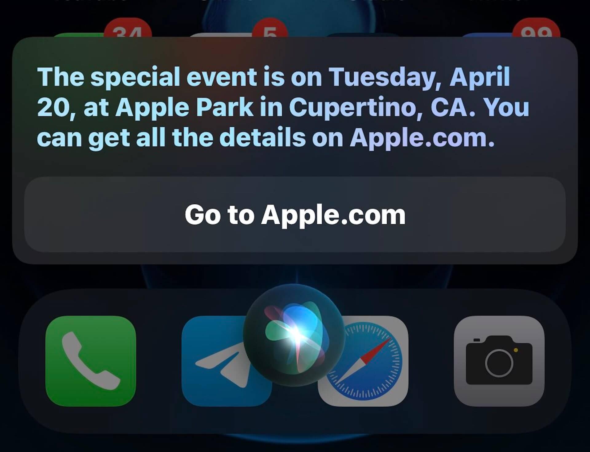 Appleの次のイベントは4月20日に開催!?Siriが次のイベント開催日を回答 tech210413_apple_event_main