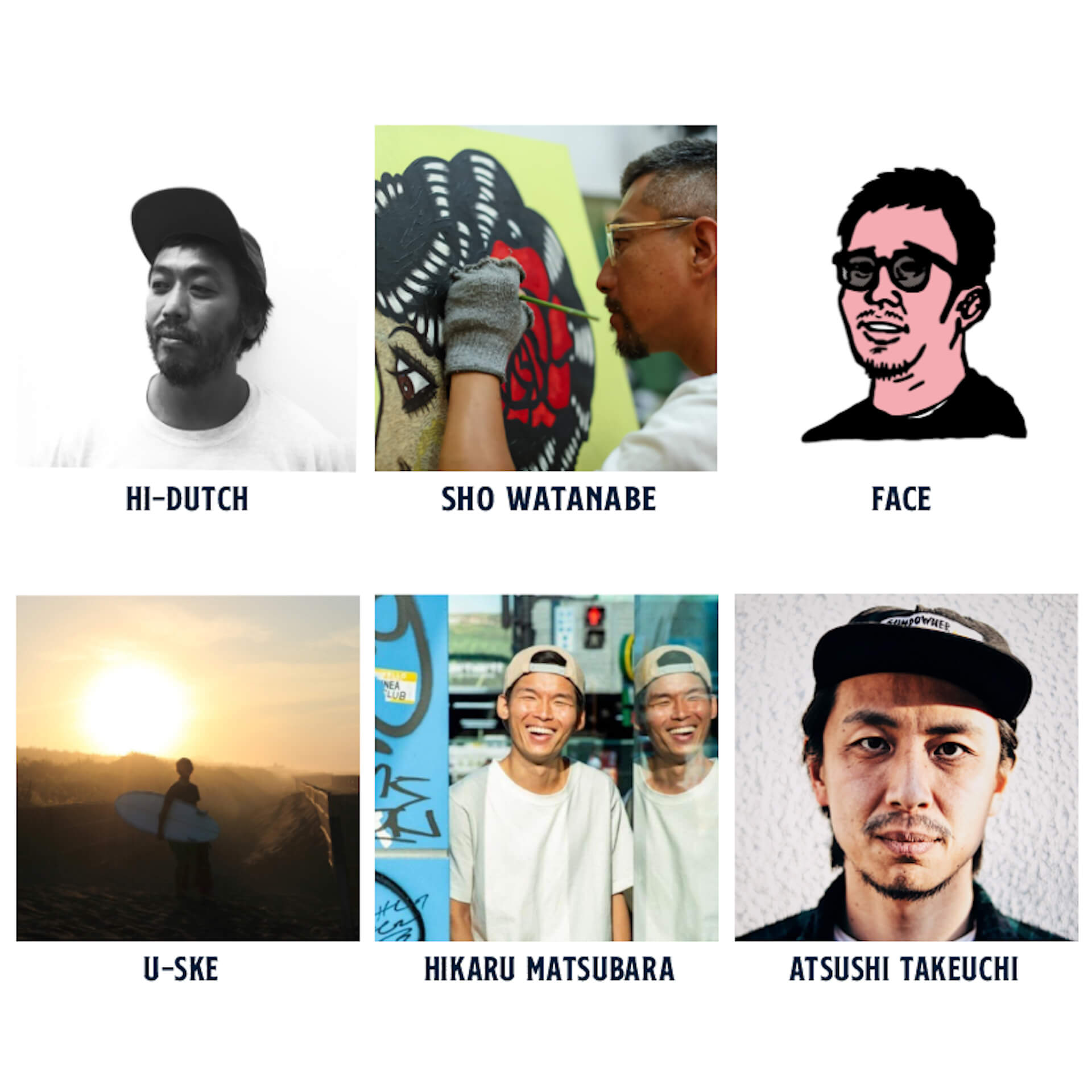 <GREENROOM FESTIVAL'21>ART AREA出展アーティストが発表!Yusuke Hanai、Koji Toyodaら計16組 music210413_greenroomfestival-210413_3