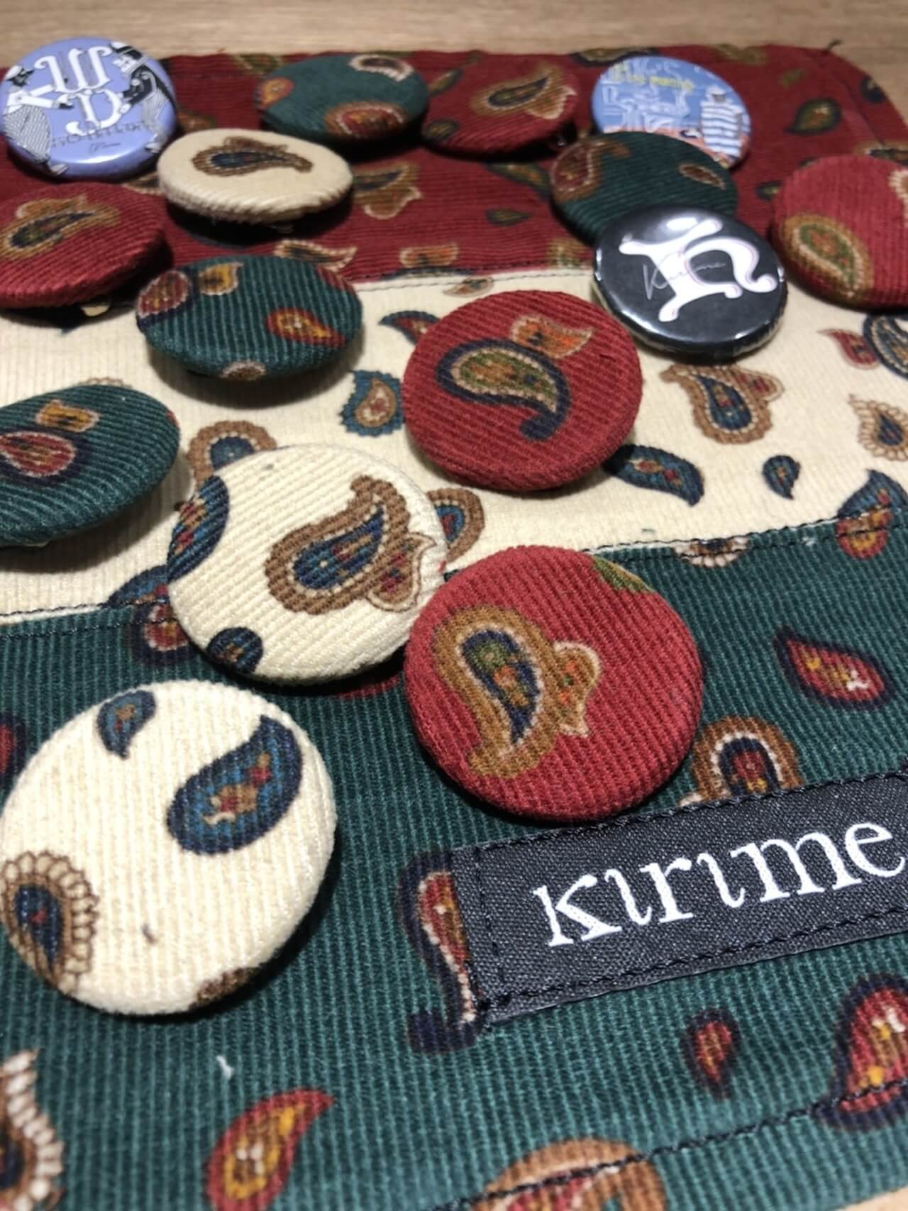 MEN YARD FIGHTなどでポップアップを行う「KIRIME」、次の展示は東急プラザ銀座にて life-fashion210424-kirime-1