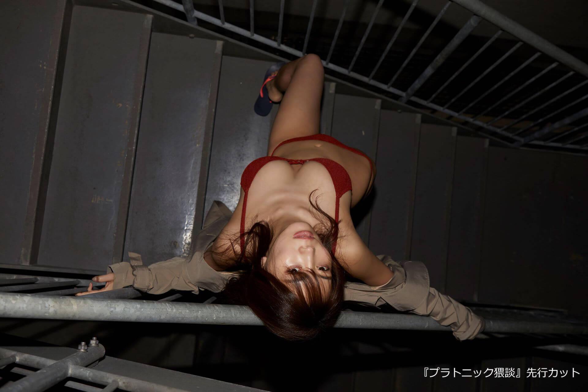 森咲智美のエロティック猥談が見られる第4弾写真集『プラトニック猥談』が発売決定!先行カットも公開 art210414_morisakitomomi_4