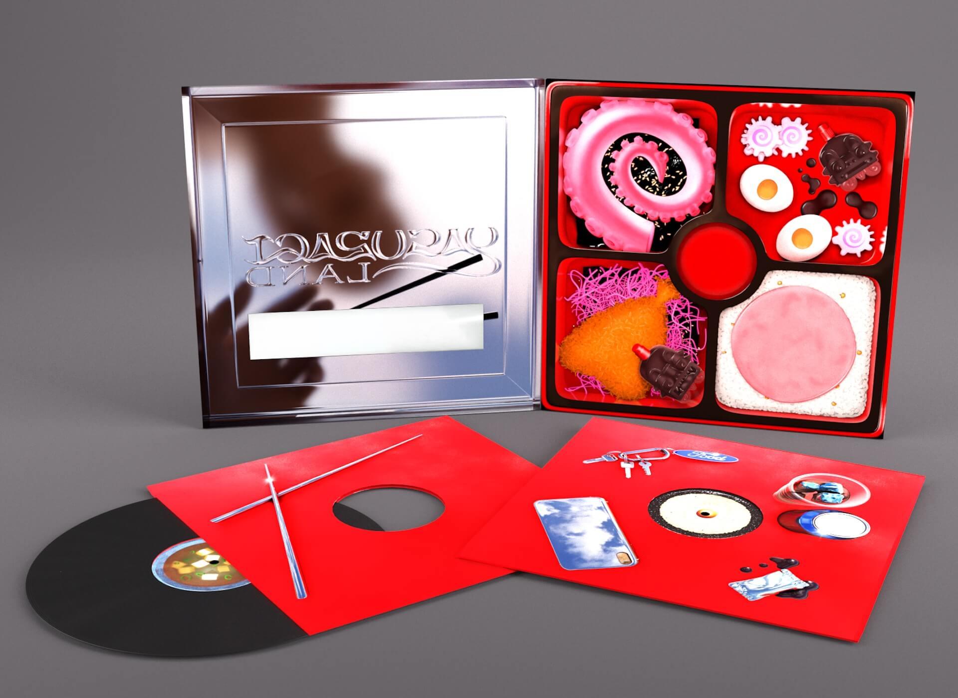 食品まつり a.k.a foodmanのニューアルバム『Yasuragi Land』が名門〈Hyperdub〉からリリース決定! music210414_foodman_hyperdub_1