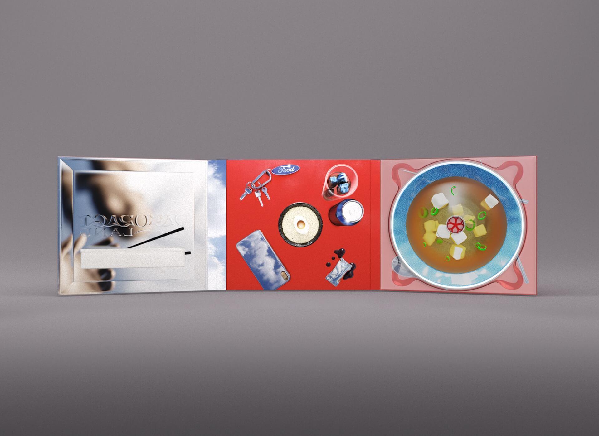 食品まつり a.k.a foodmanのニューアルバム『Yasuragi Land』が名門〈Hyperdub〉からリリース決定! music210414_foodman_hyperdub_6