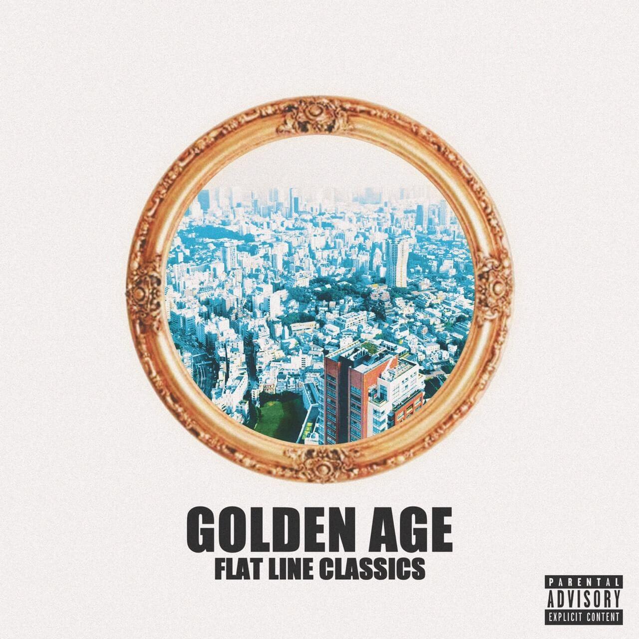 品川区出身のクルー・Flat Line Classicsが初のシングル「GOLDEN AGE」をリリース、MVも公開 music210414-flat-line-classics-1