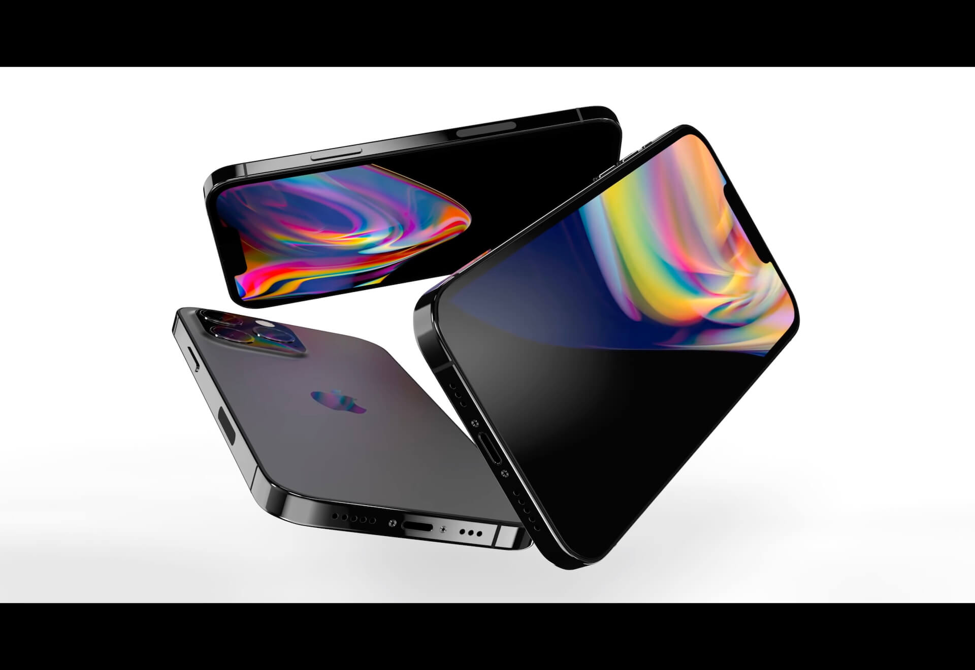 9月発表のiPhone 13 Proは少し厚くなる?3Dレンダリング画像が公開 tech210415_iphone13_main