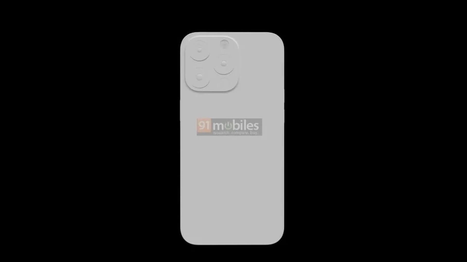 9月発表のiPhone 13 Proは少し厚くなる?3Dレンダリング画像が公開 tech210415_iphone13_1