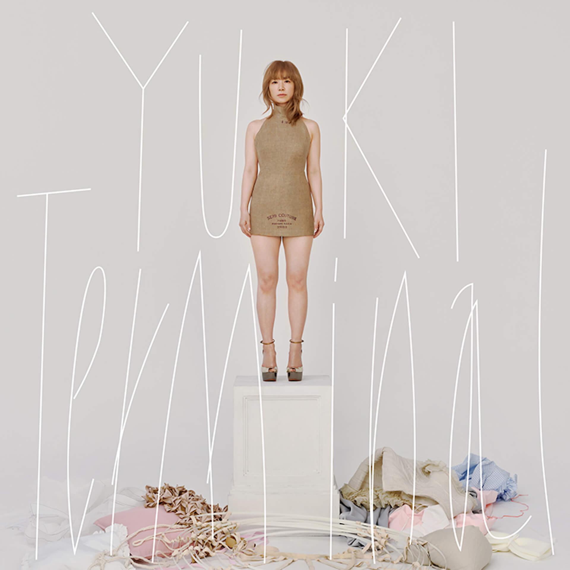 "YUKIのニューアルバム『Terminal』収録""My lovely ghost""のMVティザー映像が解禁!ラジオ出演も決定 music210415_yuki_4"