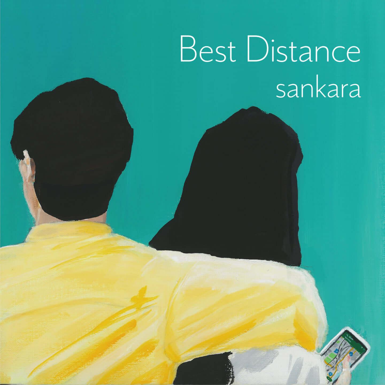 """「いい距離感で」sankaraが新曲""""Best Distance""""で見据える原点 music210317_sankara-06-1440x1440"""