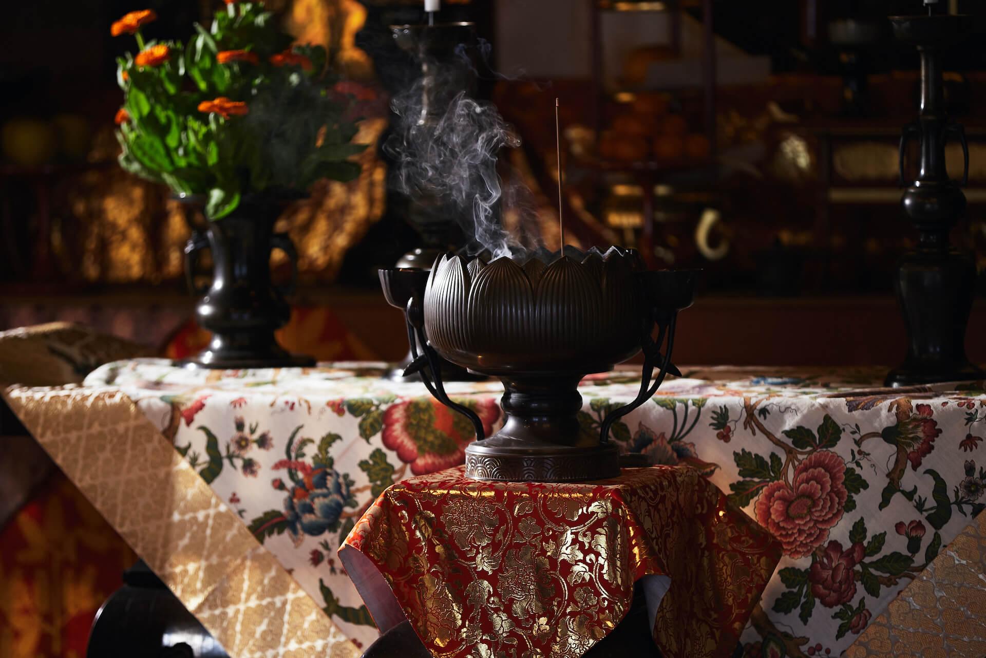 バーチャルを駆使した仮想大中寺で禅の世界を体感<MUSO Culture Festival 2021>レポート column210318_muso-05