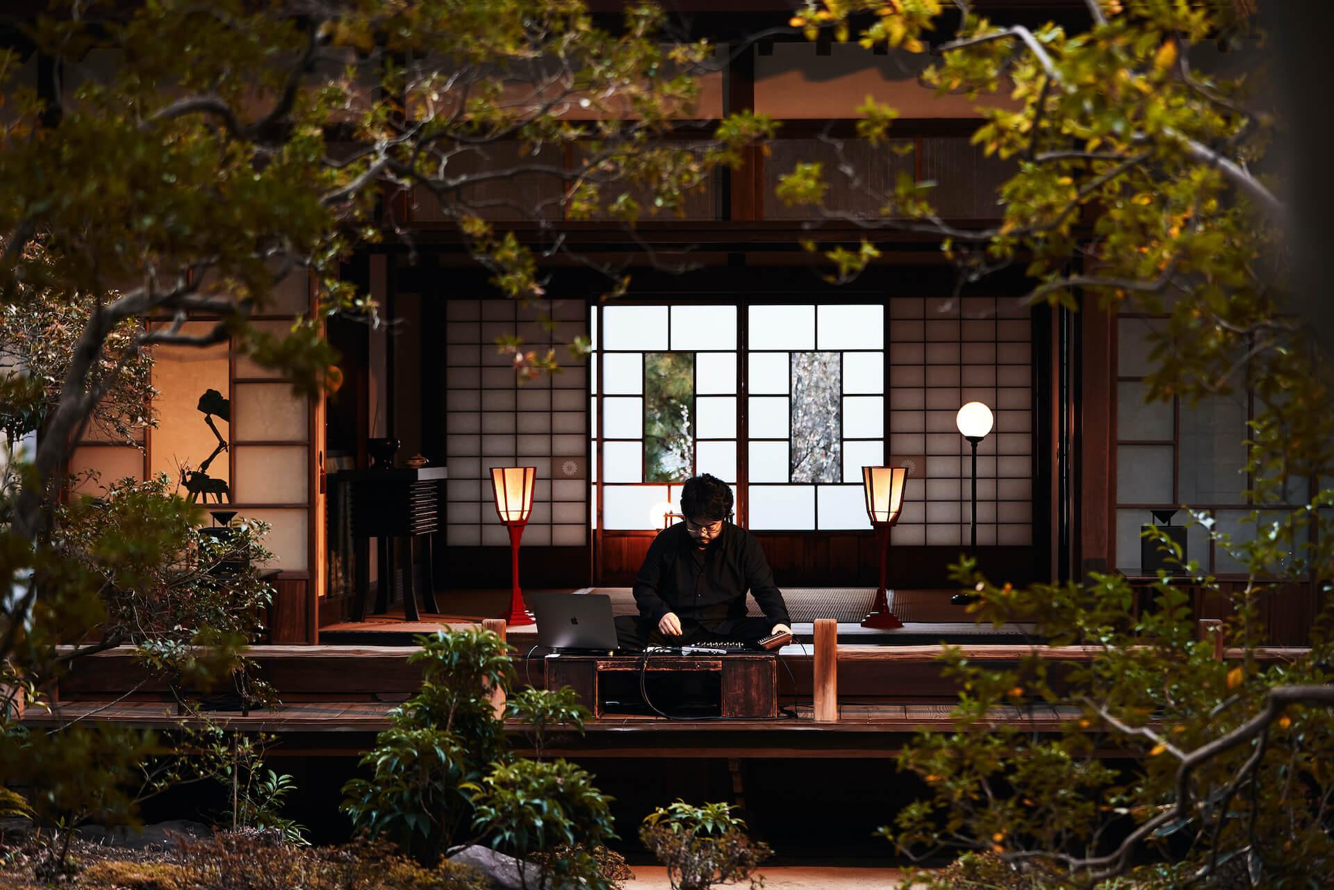 バーチャルを駆使した仮想大中寺で禅の世界を体感<MUSO Culture Festival 2021>レポート column210318_muso-07