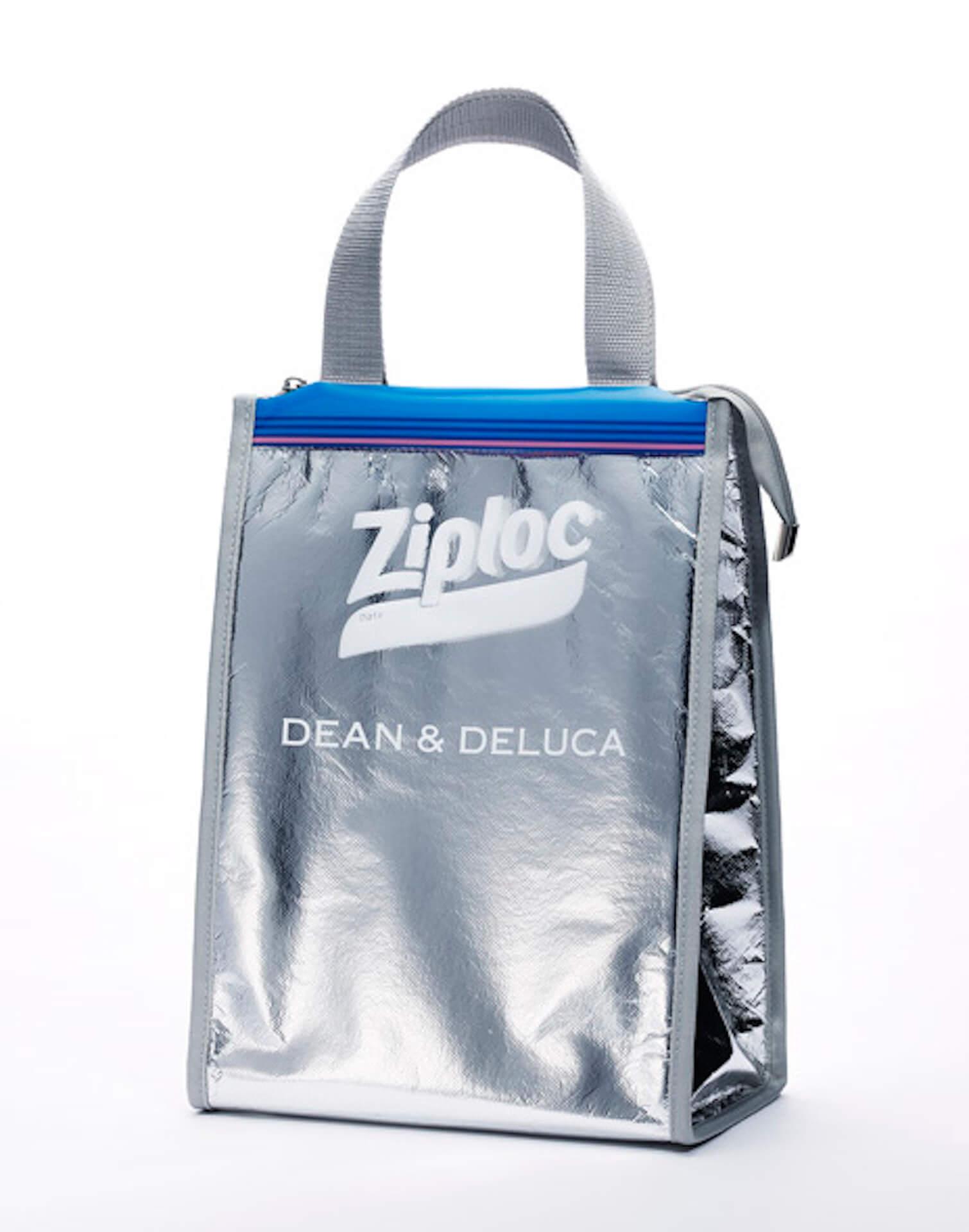 DEAN & DELUCAとBEAMS COUTURE、Ziplocのコラボクーラーバッグが再度登場!3サイズ展開で発売決定 life210419_deananddeluca_beams_ziploc_3