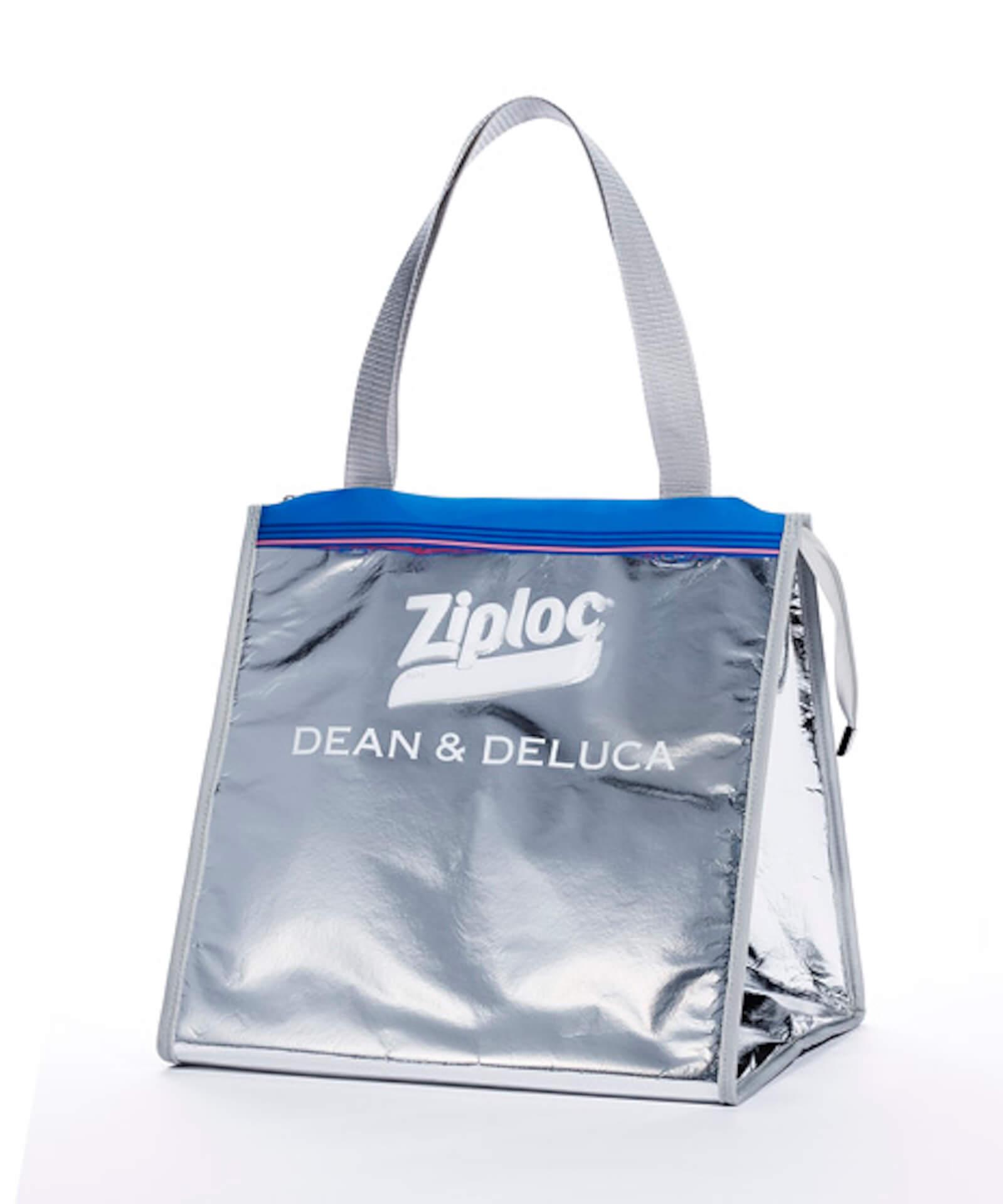 DEAN & DELUCAとBEAMS COUTURE、Ziplocのコラボクーラーバッグが再度登場!3サイズ展開で発売決定 life210419_deananddeluca_beams_ziploc_5