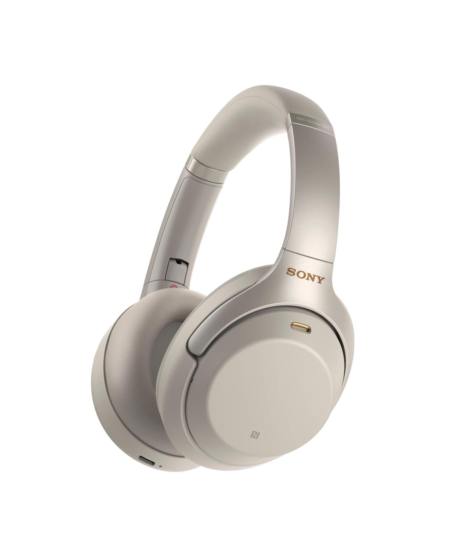 ソニーの大人気ノイズキャンセリングヘッドホン『WH-1000XM4』に限定カラーのサイレントホワイトが登場!LiSAを起用したKVも公開 tech210420_sony_headphone_1