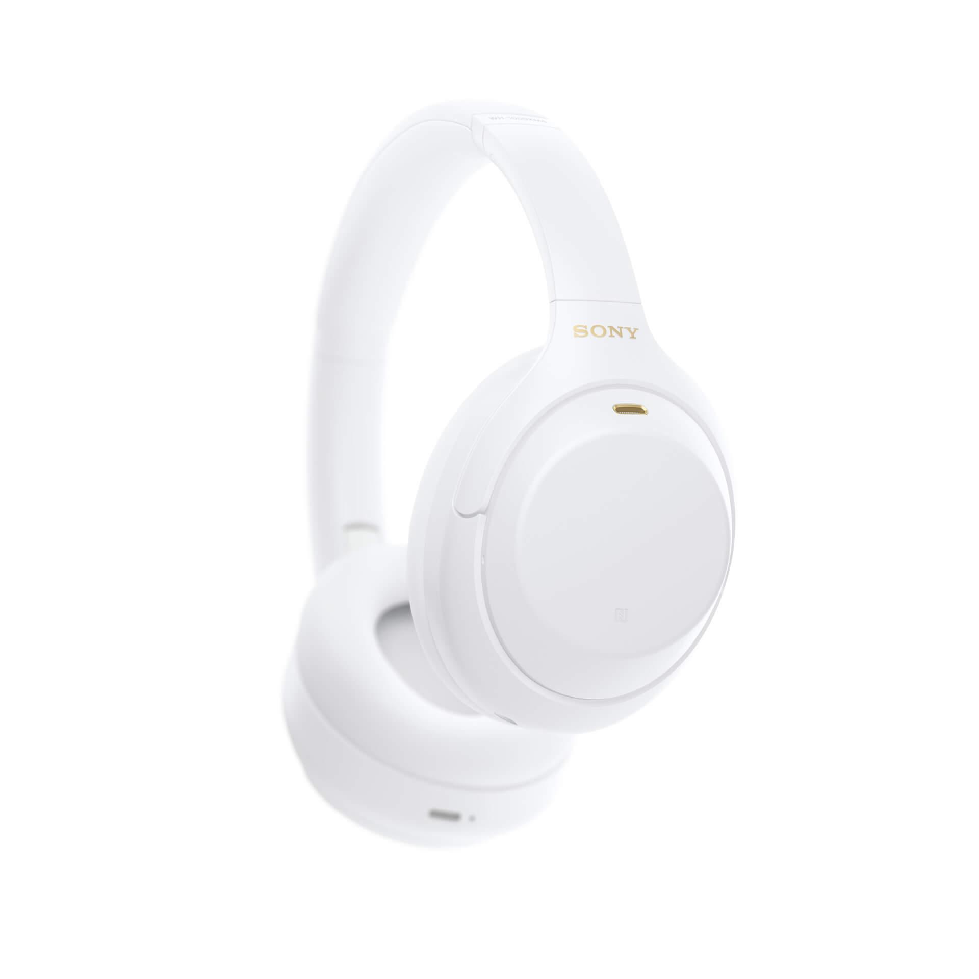 ソニーの大人気ノイズキャンセリングヘッドホン『WH-1000XM4』に限定カラーのサイレントホワイトが登場!LiSAを起用したKVも公開 tech210420_sony_headphone_8