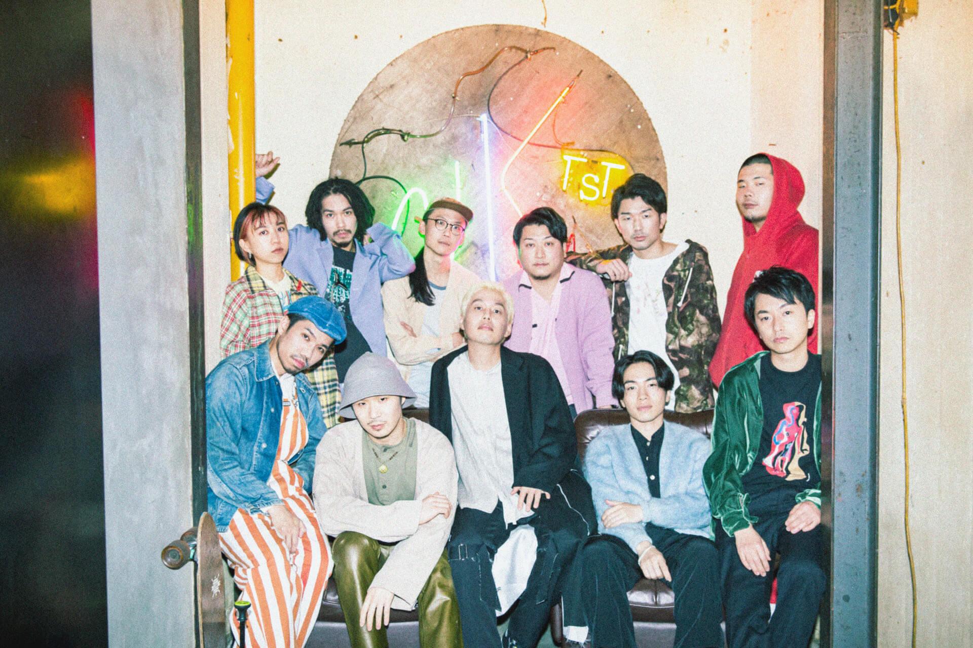 "SIRUP、ZINを擁するSoulflexの3ヶ月ぶりの新曲""Chaotic Good""が本日リリース! music210421_soulflex_1"