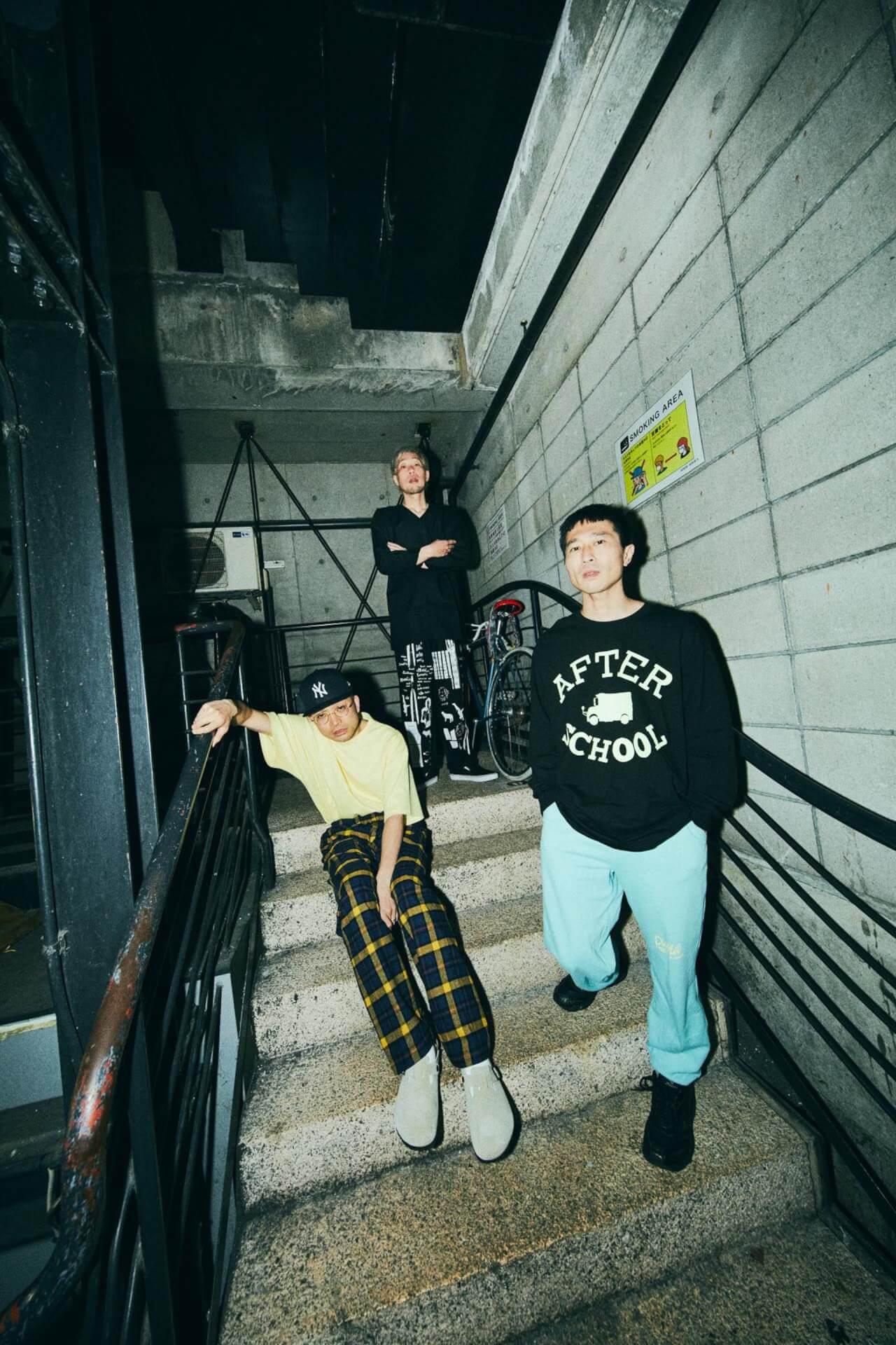『Music Is Love』をリリースしたKONCOSのポップアップショップが新代田POOTLEで開催! life210421_koncos_anoraks_2
