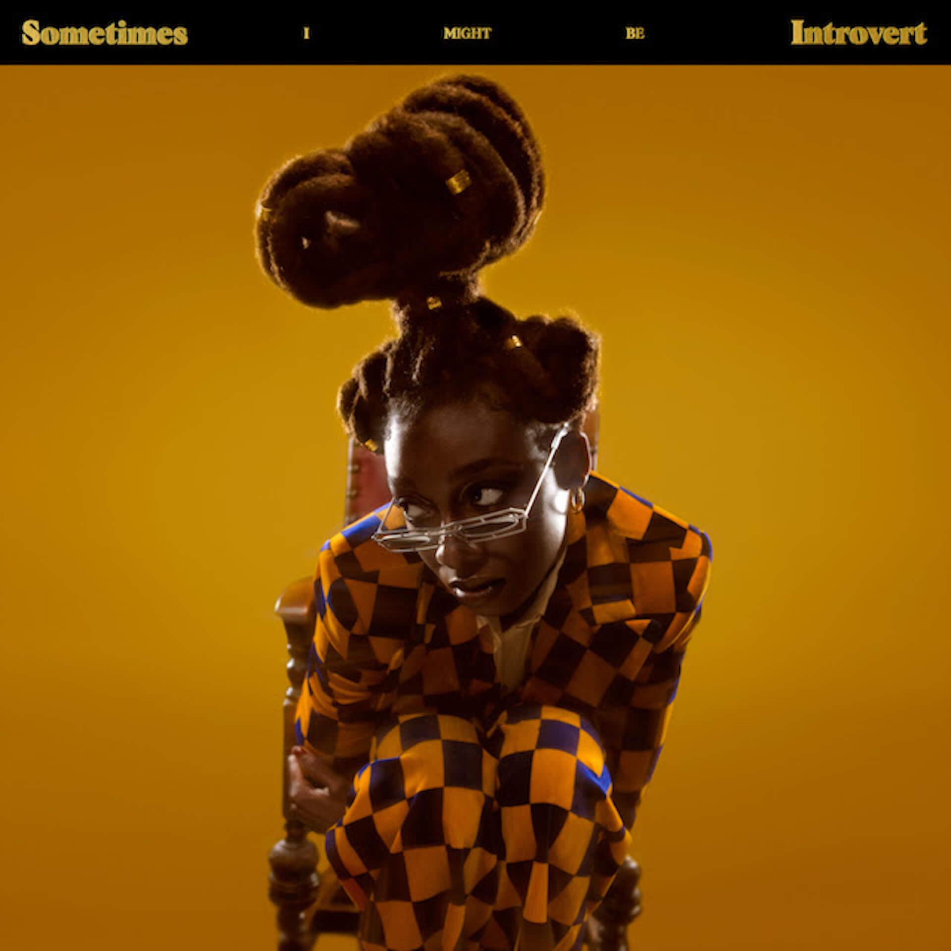 UKグライムシーンのアイコン・Little Simzがニューアルバム『Sometimes I Might Be Introvert』リリースを発表!新曲MVも公開 music210422_littlesimz_3