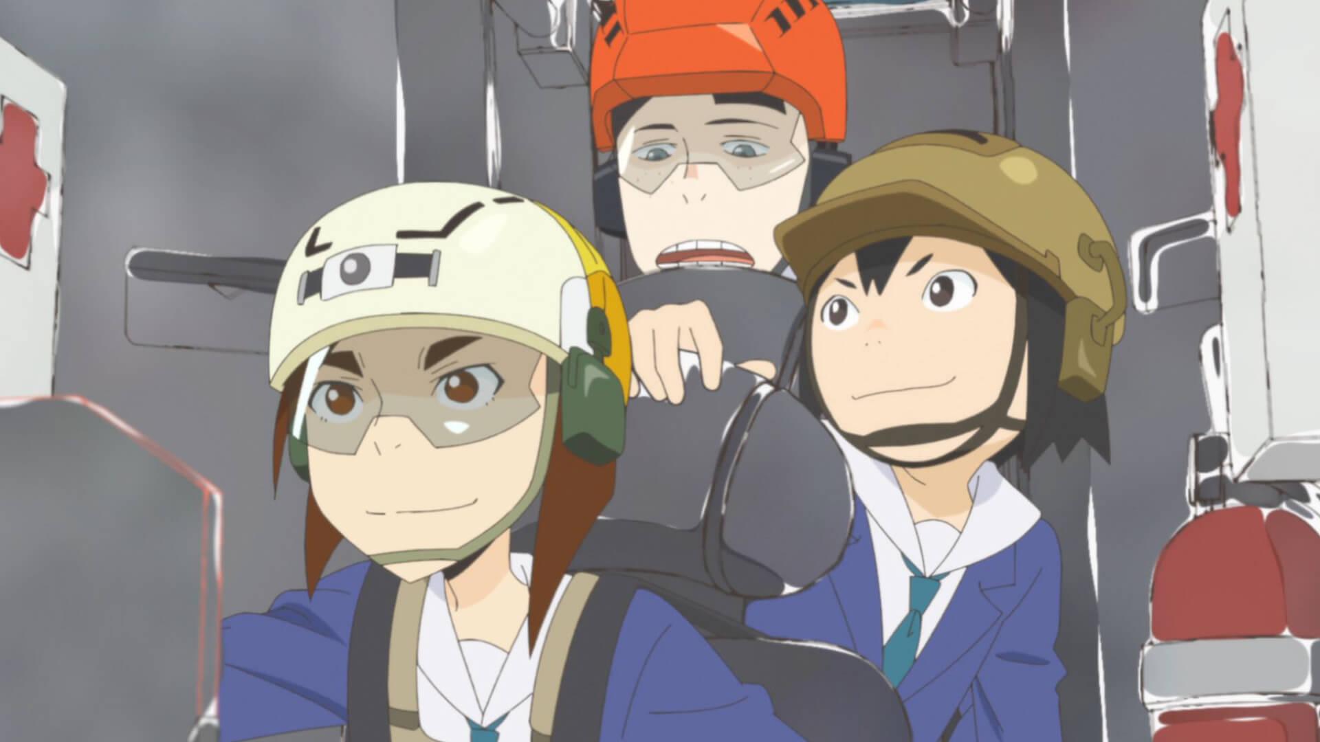 新作『エデン』に『映像研』に『バイオハザード』!Netflixアニメ5月の配信ラインナップが公開 art210423_netflix_anime_7