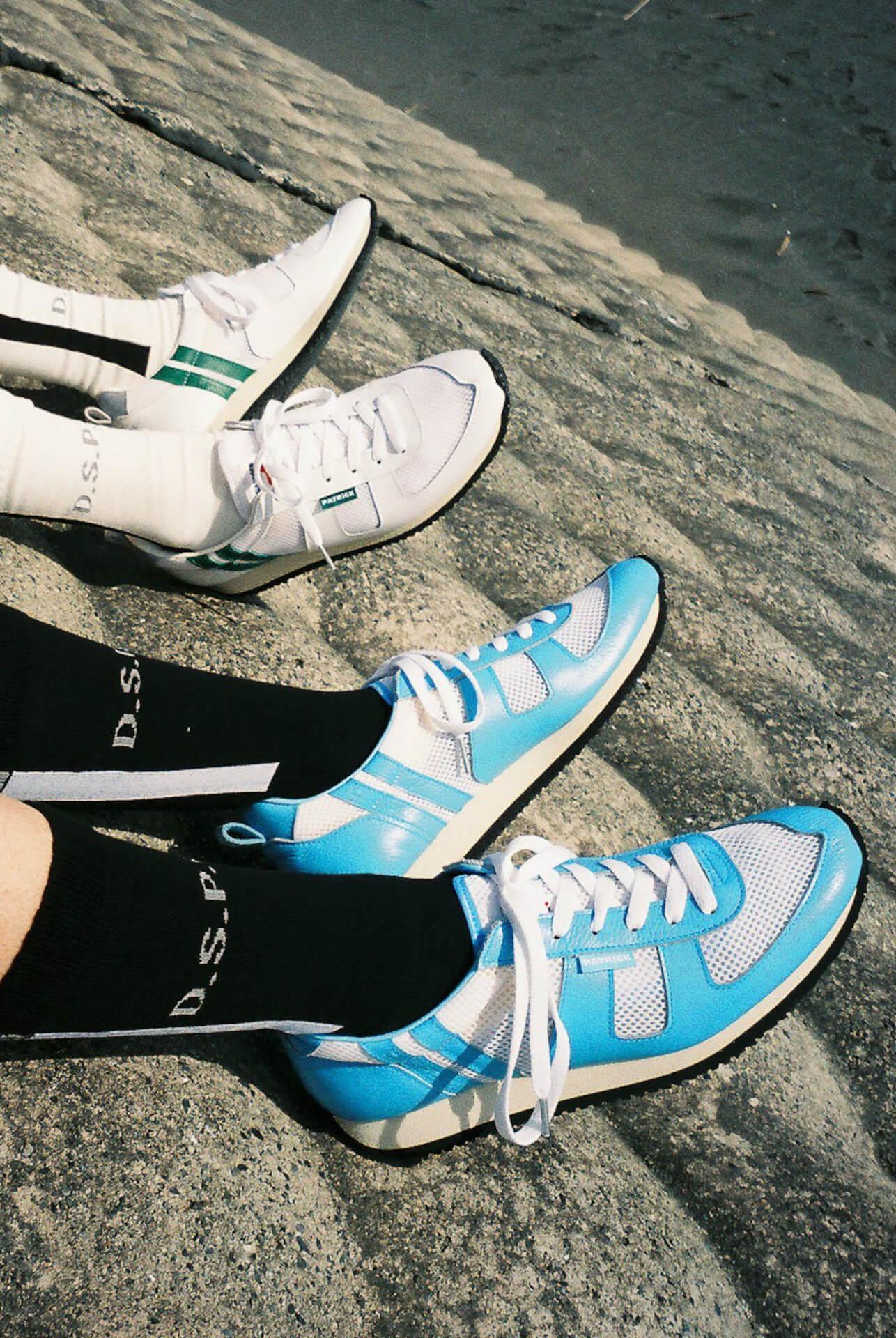 Diaspora skateboardsがフランス発祥のシューズブランド・PATRICKとのカプセルコレクションを明日販売開始! fashion210423_diasporaskateboards-08