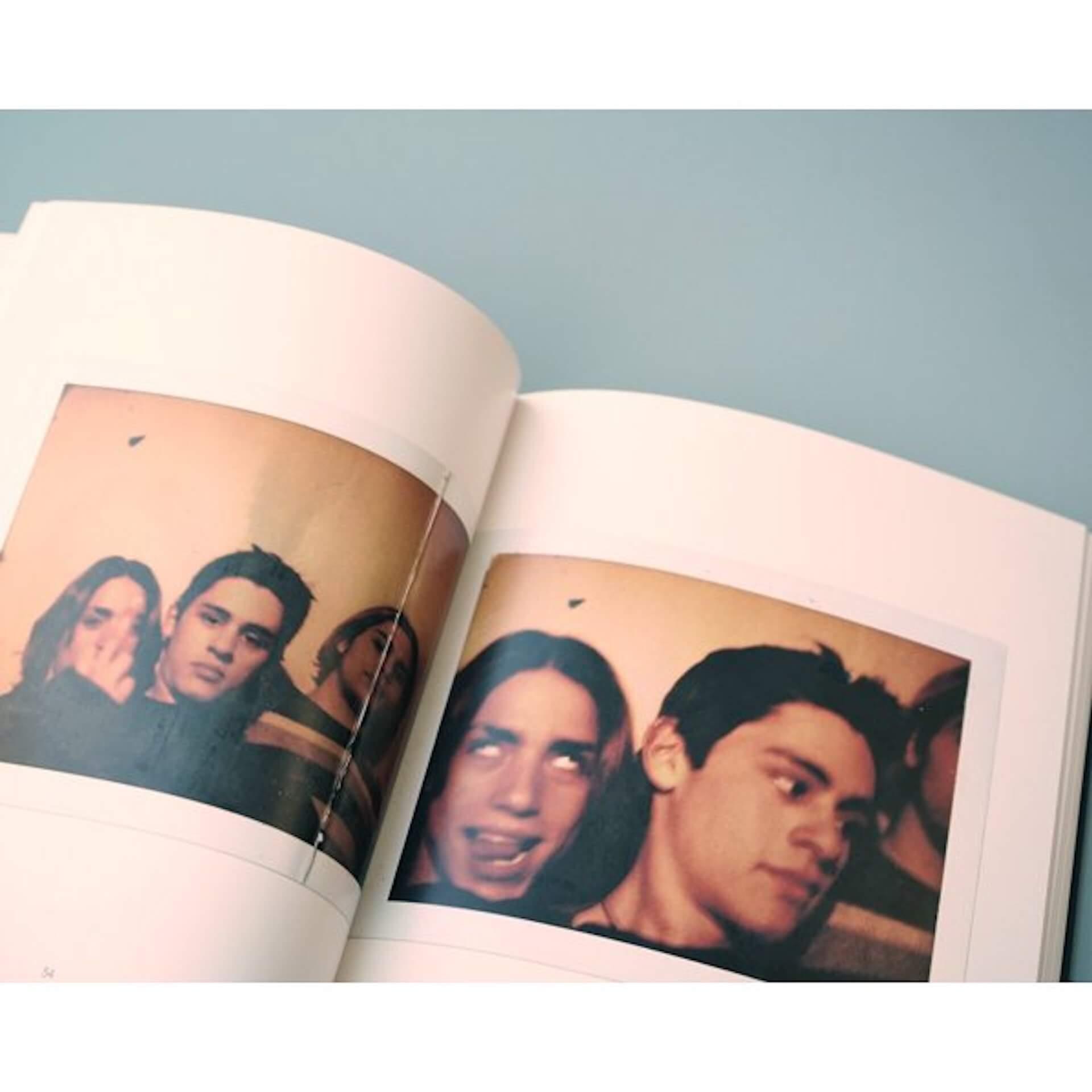 アートブックノススメ Qetic編集部が選ぶ5冊/Davide Sorrenti 他 art210322_artbook-015
