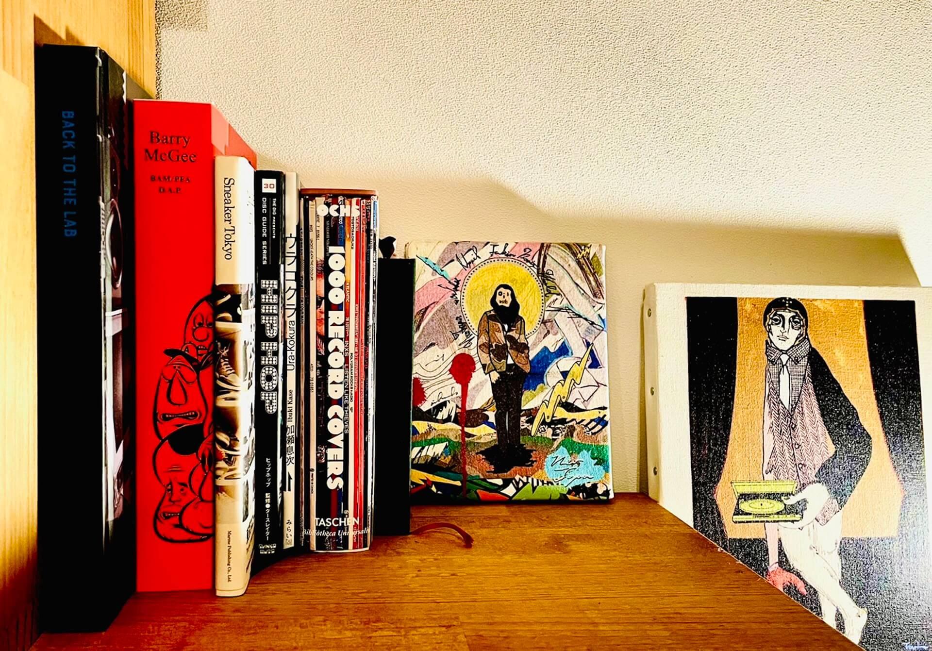 アートブックノススメ:番外編| m-al(Pack3) -『BLACK BOOK REMIX』/POPY OIL & KILLER BONG art210430_book_mal_3