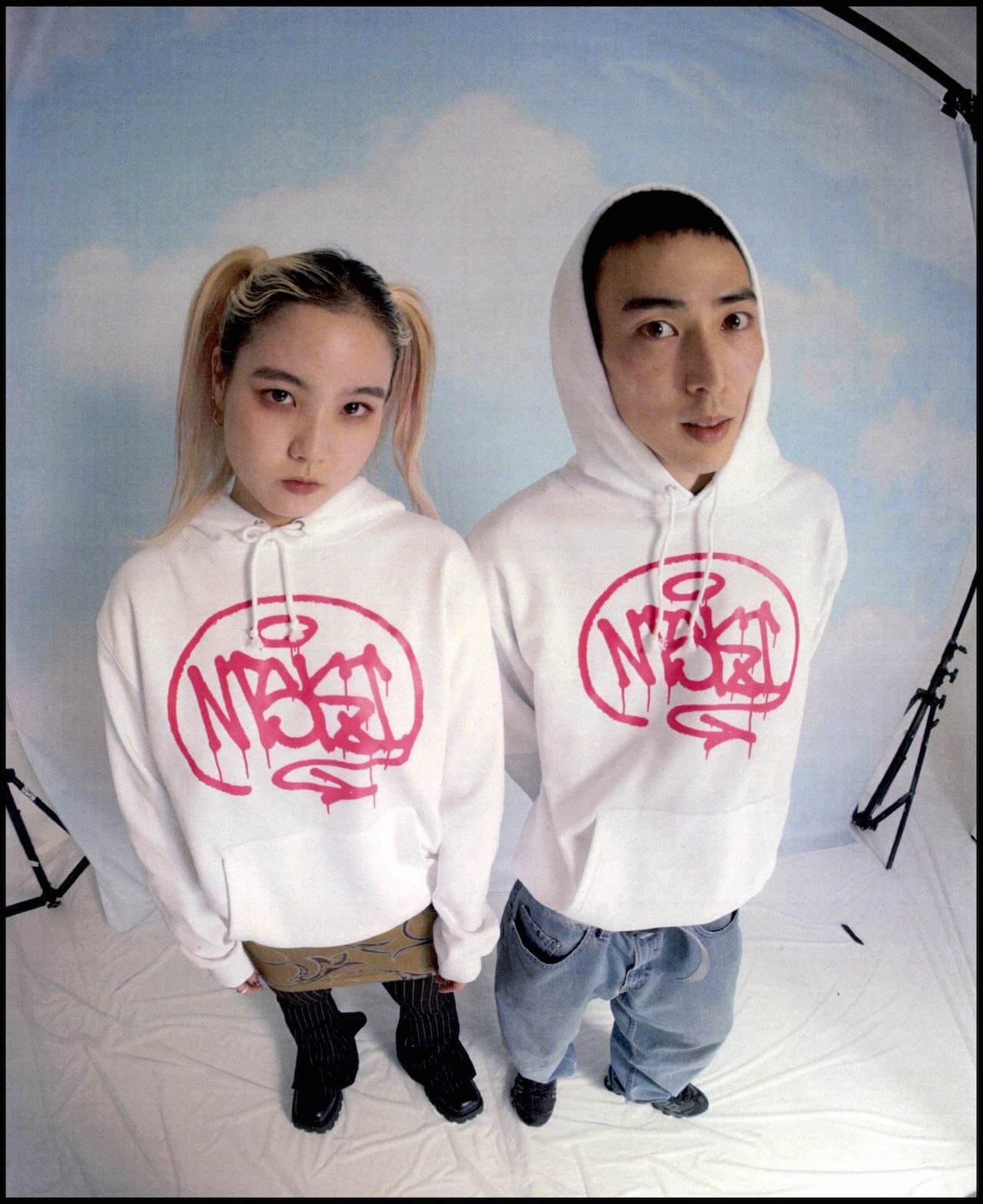 NTsKiが「K/A/T/O MASSACRE」のライブ映像を公開、SIDE CORE・DIEGOとのコラボグッズ発売 music210501-ntski-1