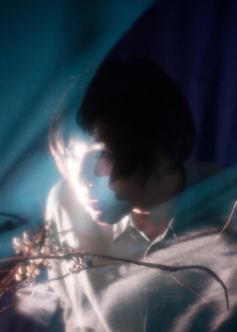 対談:水野蒼生 × 君島大空|現代の音楽家が180年前の楽曲を再構築した先にあった奇跡の巡り合わせ interview210405_mizuno-kimishima-10