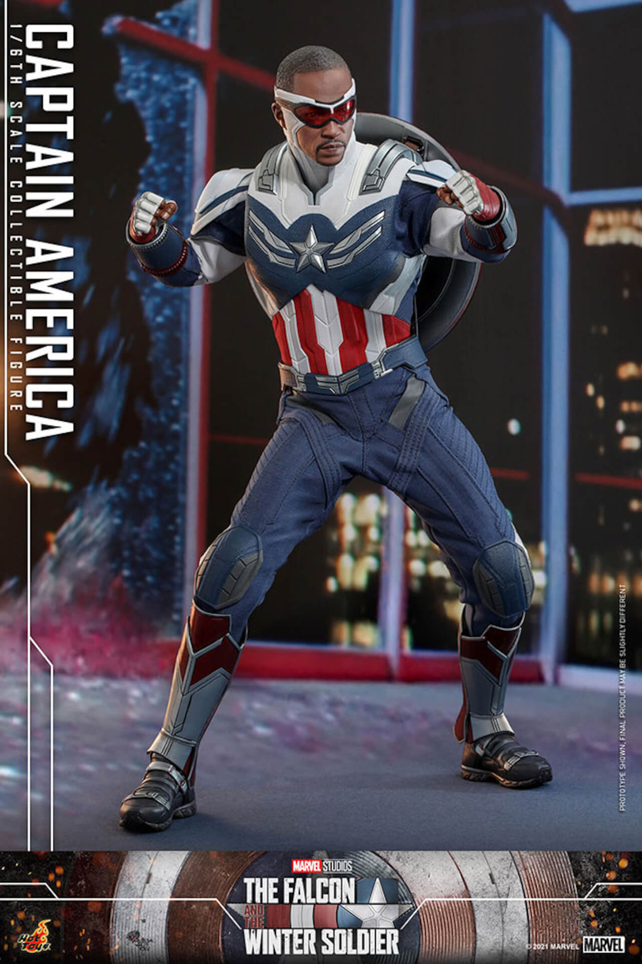 新たなキャプテン・アメリカが早くもホットトイズでフィギュアに!『ファルコン&ウィンター・ソルジャー』のサム・ウィルソンが登場 art210506_falcon_wintersoldier_3