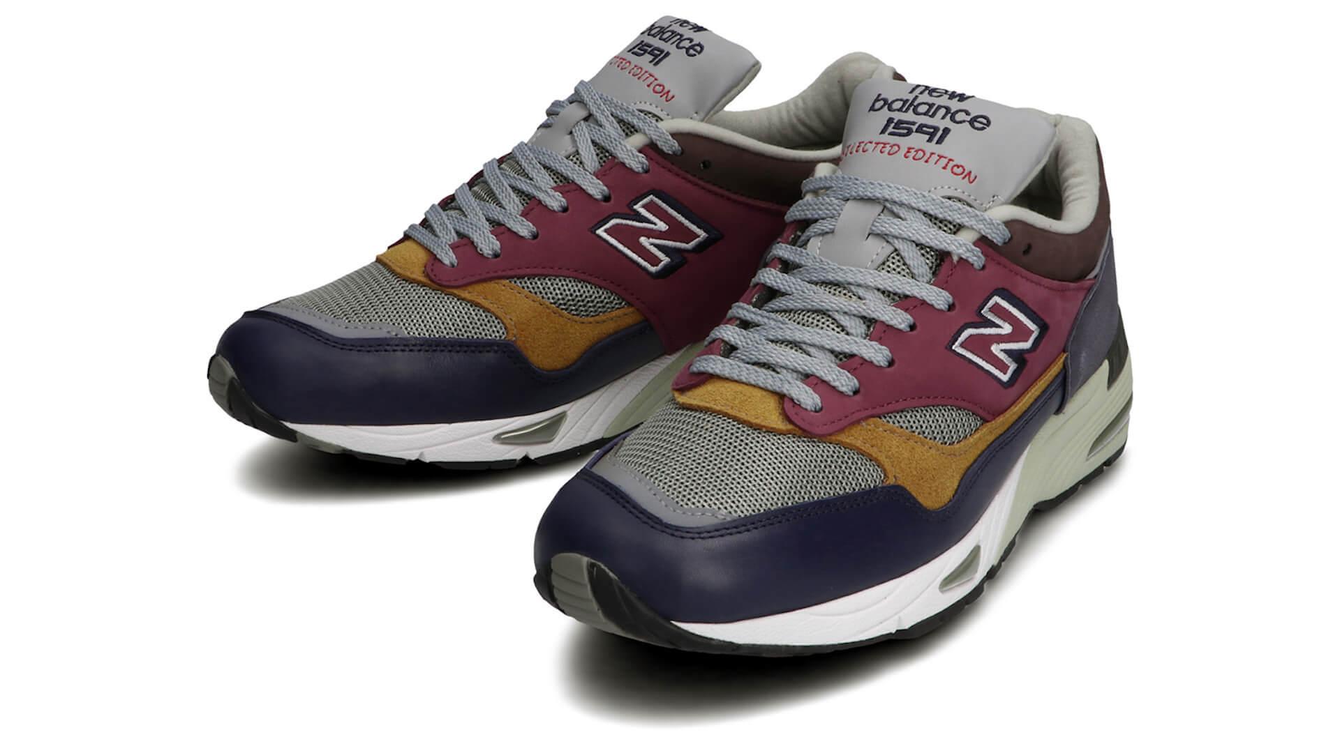 ニューバランスフラッグシップストアにMade in U.K.限定モデルが登場!「770」「670」「1591」「991.5」の4モデル life210507_newbalance_shoes_6
