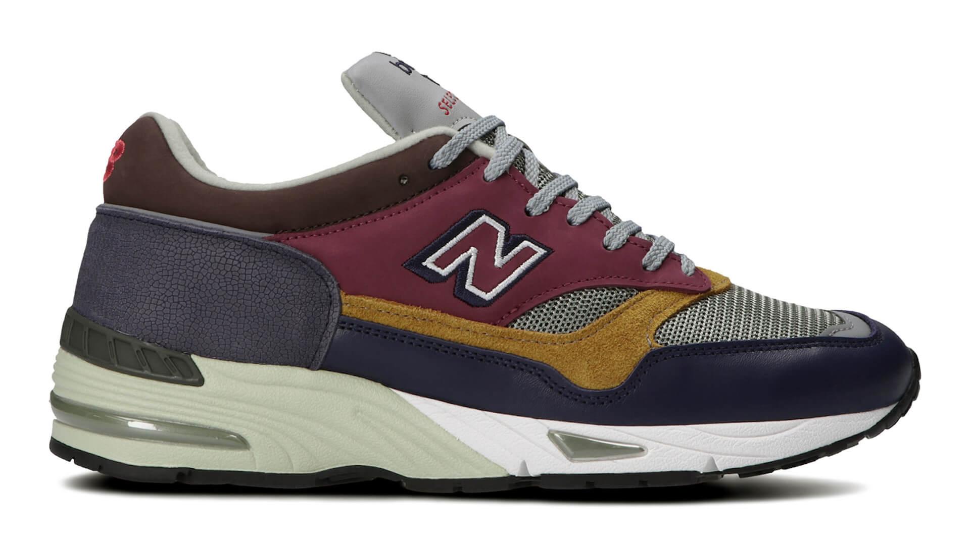 ニューバランスフラッグシップストアにMade in U.K.限定モデルが登場!「770」「670」「1591」「991.5」の4モデル life210507_newbalance_shoes_7