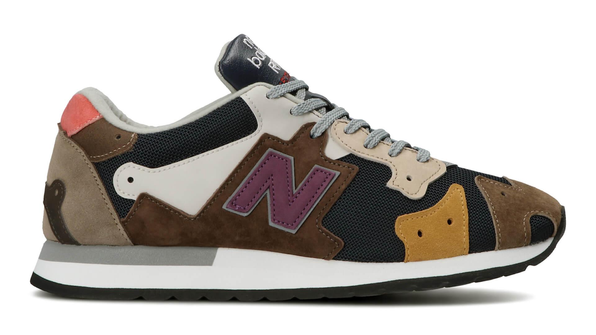 ニューバランスフラッグシップストアにMade in U.K.限定モデルが登場!「770」「670」「1591」「991.5」の4モデル life210507_newbalance_shoes_2