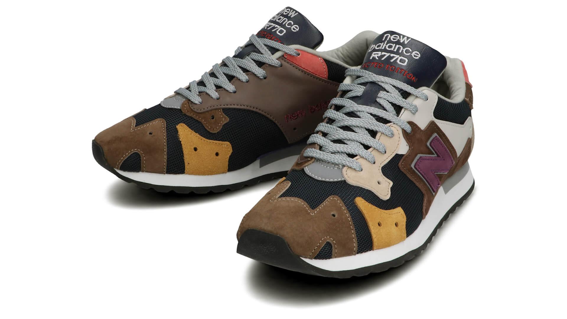 ニューバランスフラッグシップストアにMade in U.K.限定モデルが登場!「770」「670」「1591」「991.5」の4モデル life210507_newbalance_shoes_3