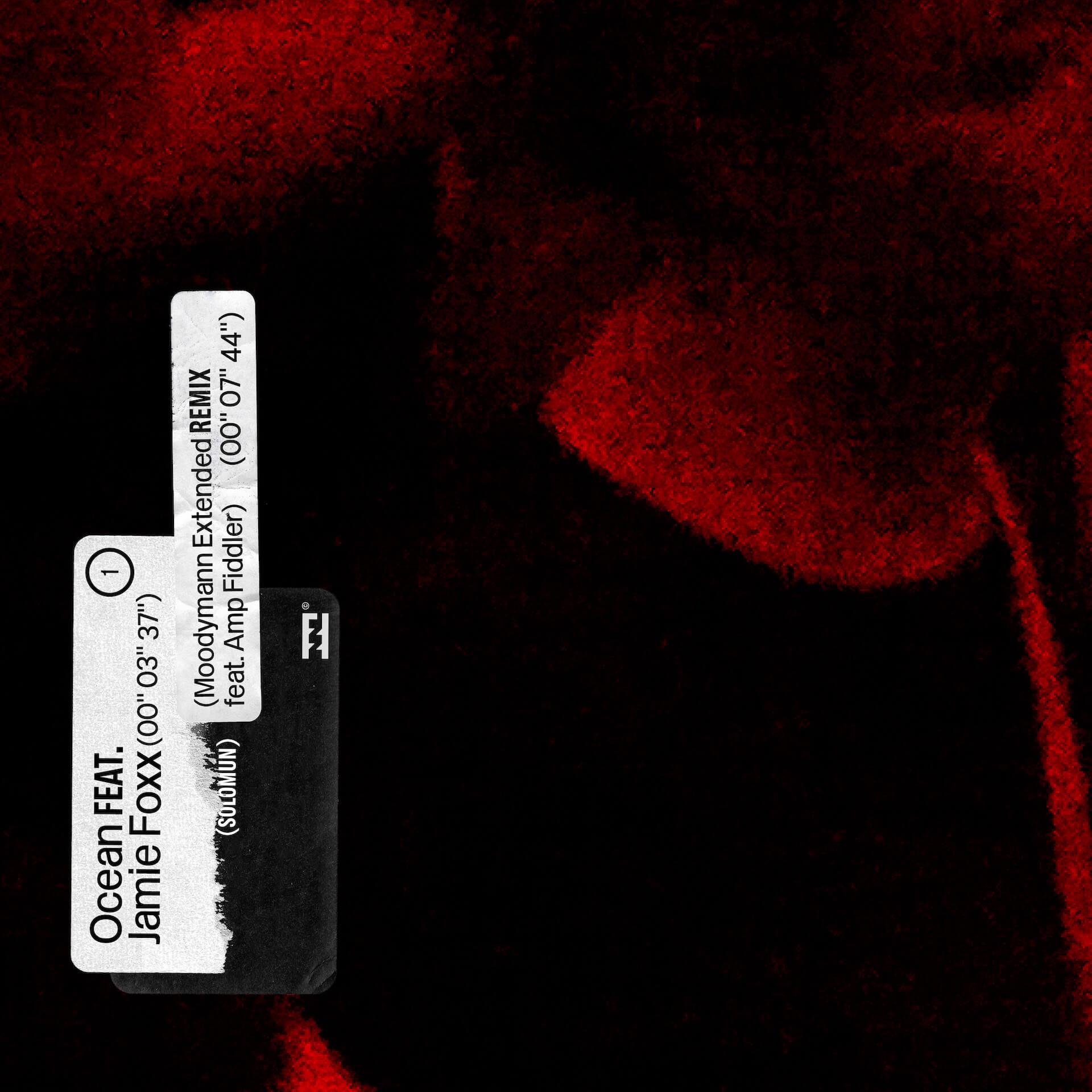 """Solomunが俳優のジェイミー・フォックスをフィーチャーしたニューシングル""""Ocean""""をリリース! music210510_solomun_jamiefoxx_1"""