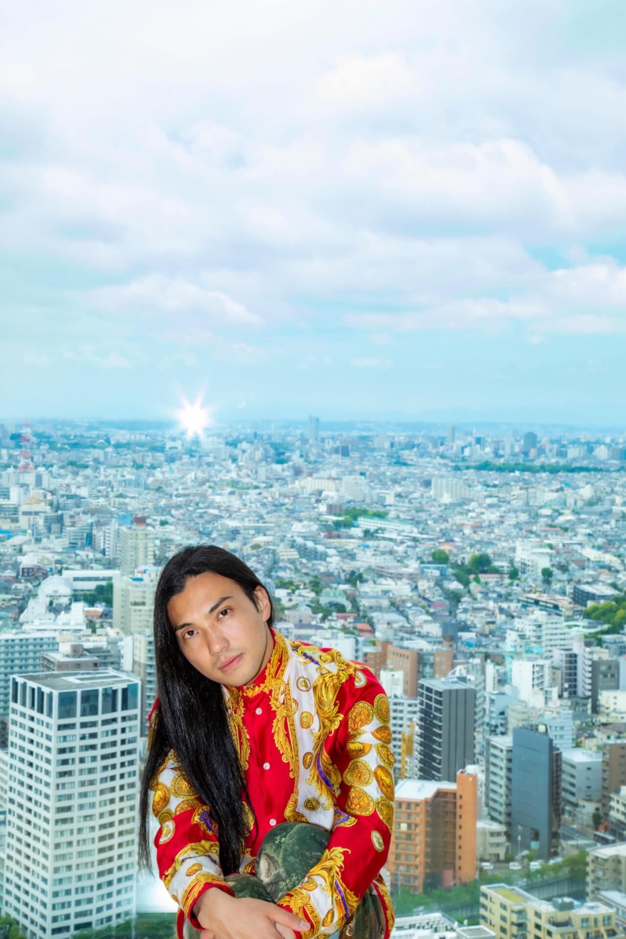 "Seihoがプロデューサーとして""バグ""を仕込んだコンセプトアルバム『CAMP』を語る interview210511_seiho-02"