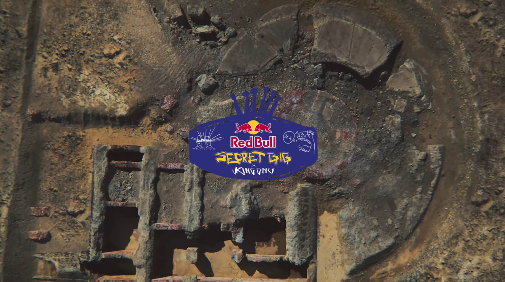 King GnuとRed Bullのシークレットライブのライブ会場一部を収めた動画が公開! music210512_kinggnu_redbull_2