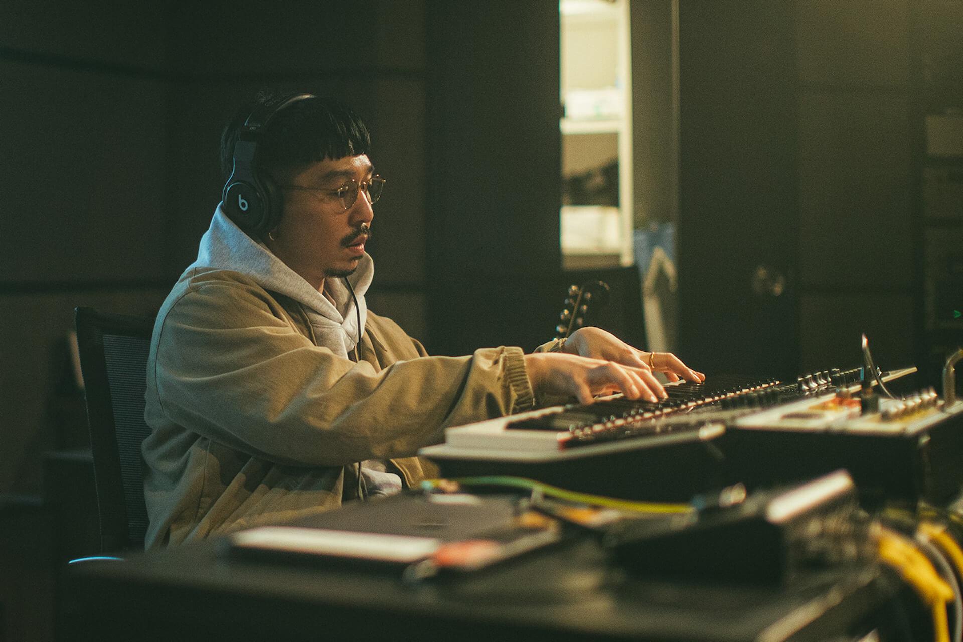 NulbarichがBeats by Dr. Dreの人気ドキュメンタリー「Beat x Beat」に登場!監督は木村太一 music210514_nulbarich_beats_6