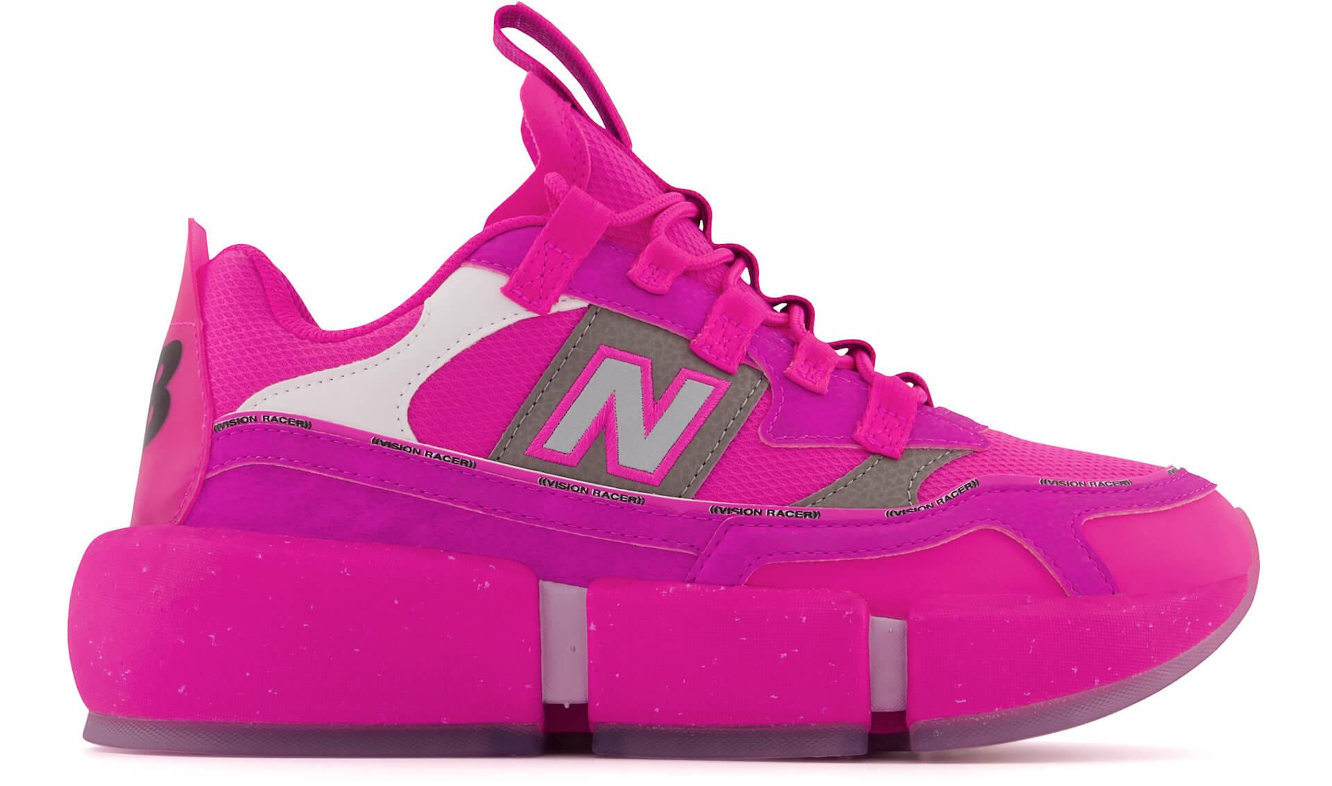 ニューバランスとJaden Smithのコラボモデル「Vision Racer」に鮮やかなピンクが登場! life210514_newbalnce_jaden_8