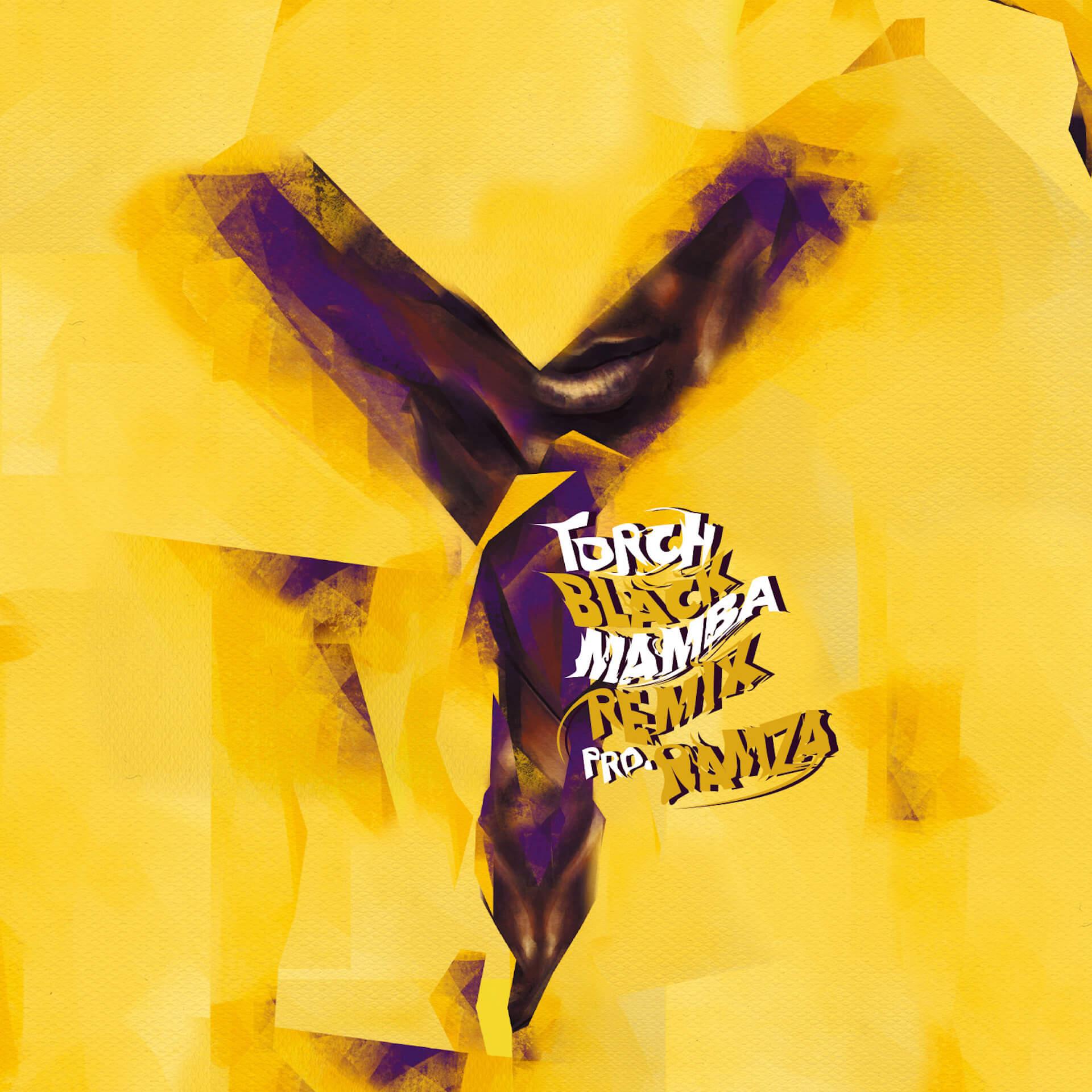"YUKSTA-ILLによる待望の7インチ『TORCH』が明日ついにリリース!収録曲""TORCH(BLACK MAMBA REMIX)""のMVが解禁 music210514_yukstaill_1"