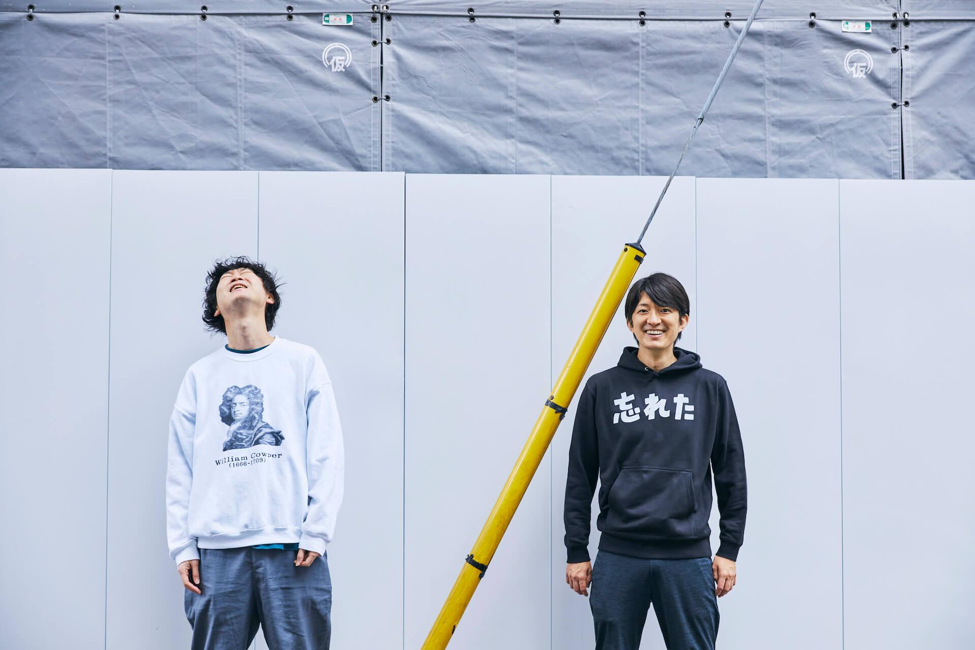 対談:澤田智洋(『マイノリティデザイン』)×柴田隆浩(忘れらんねえよ) 負けてる世界は美しい、それを愛して歌うというデザイン interview210419_sawada-04