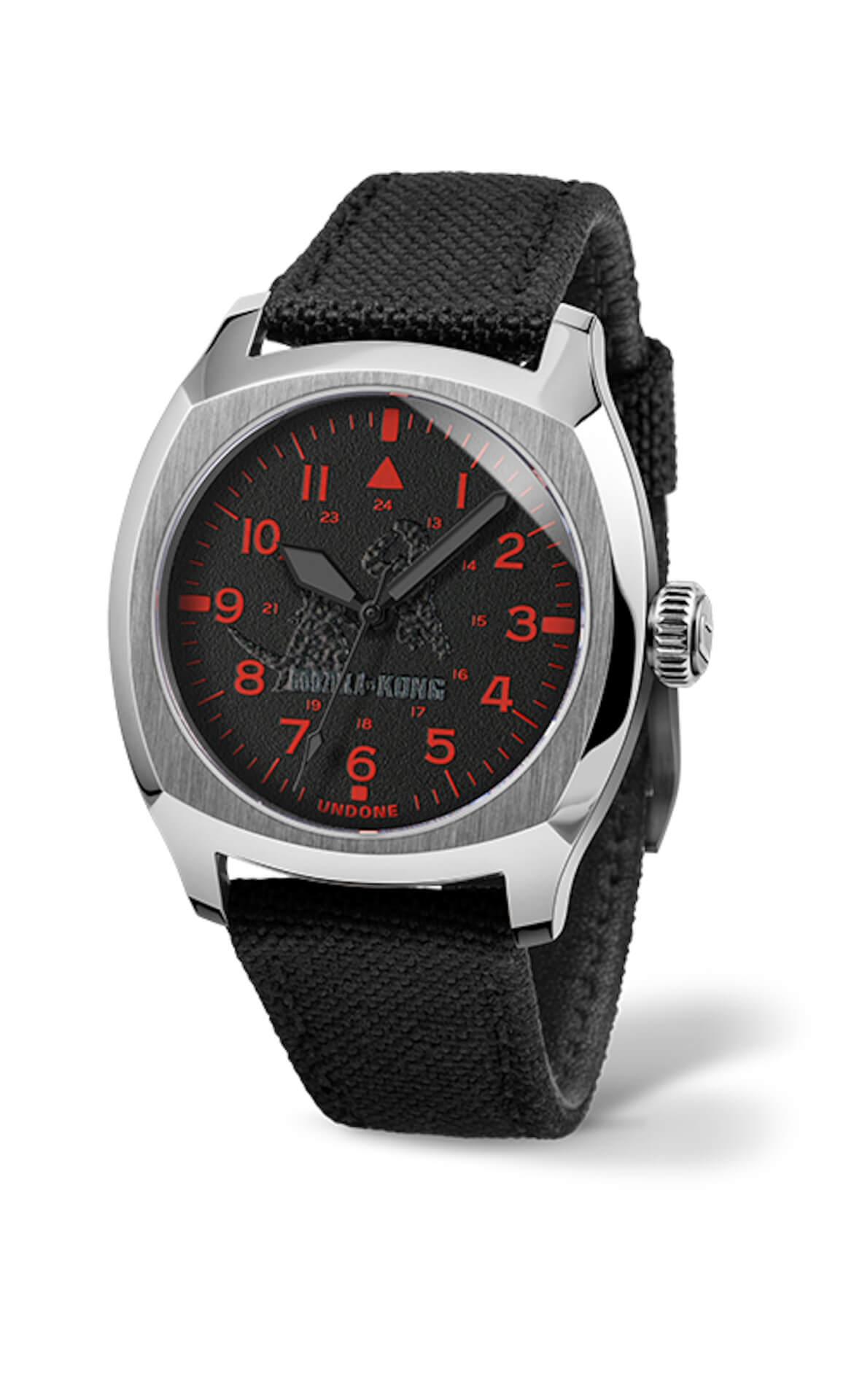 ゴジラとキングコングが腕時計に!UNDONEと『ゴジラvsコング』のコラボウォッチ2モデルが登場 tech210520_undone_godzilla_5