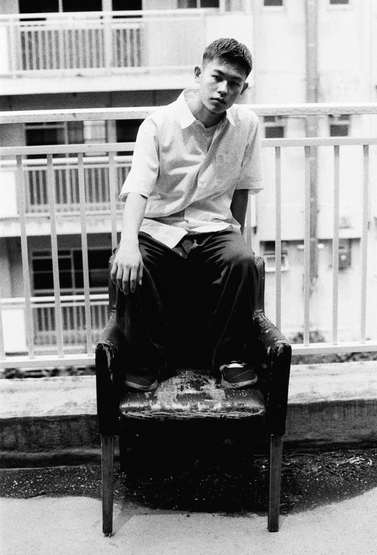 GEZANのベーシストがついに決定!18歳のヤクモアが加入「ベース一本背負って上京しました」 music210521_gezan_3