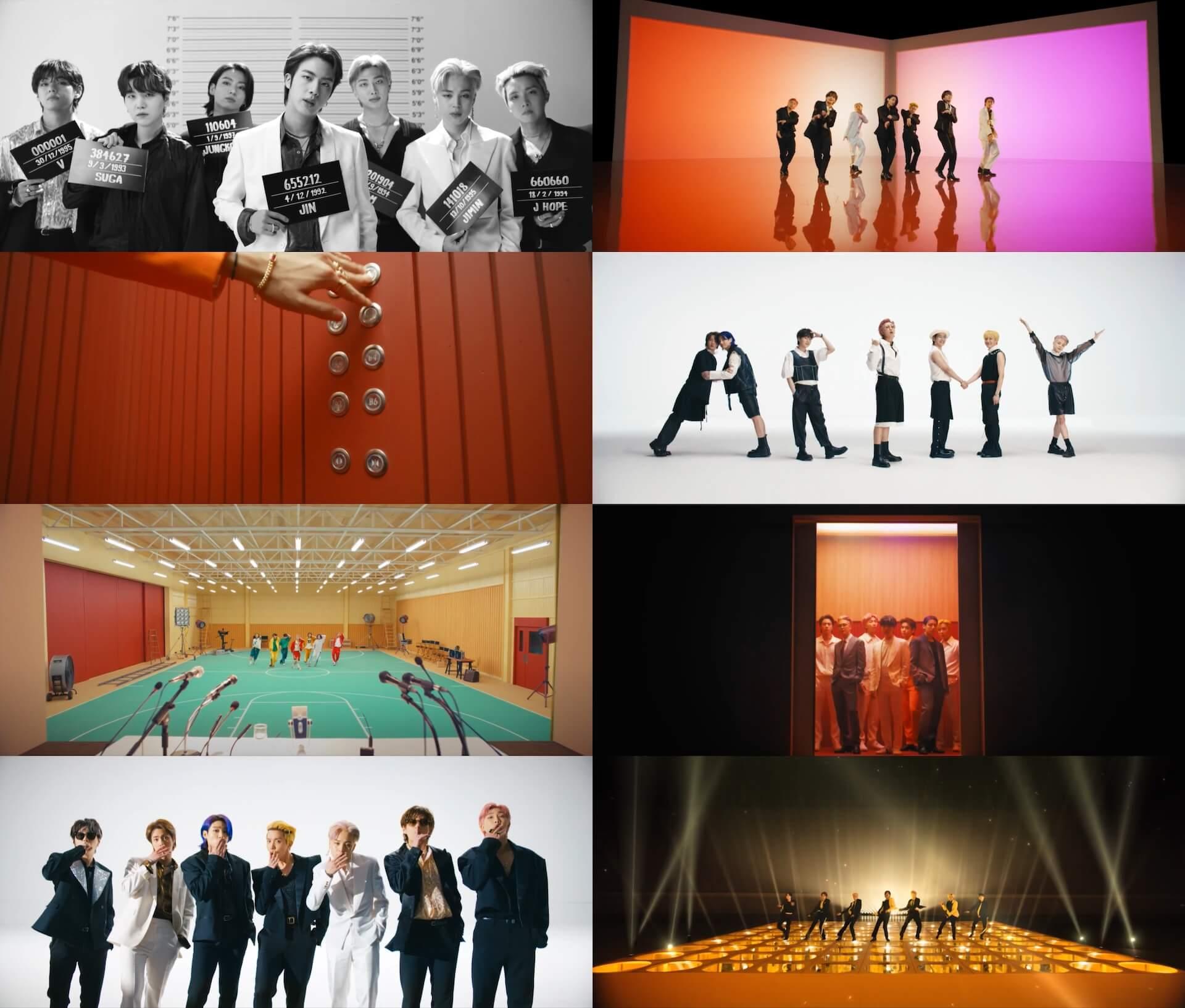 "BTSのニューシングル""Butter""が本日ついにリリース!MVはすでに3900万回再生突破 music210521_bts_butter_2"