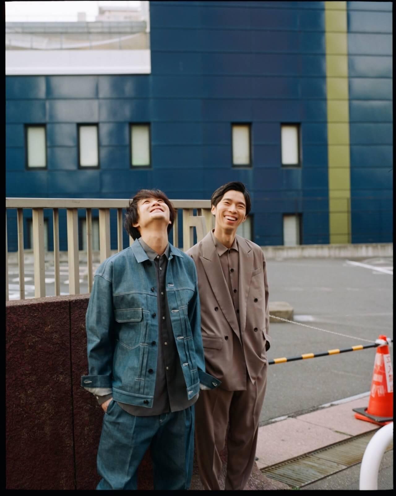 sunsite『Buenos!』──山本幹宗&永嶋柊吾による新バンドの「愛あるオマージュ」とまっすぐな姿勢 interview2105-sunsite-3