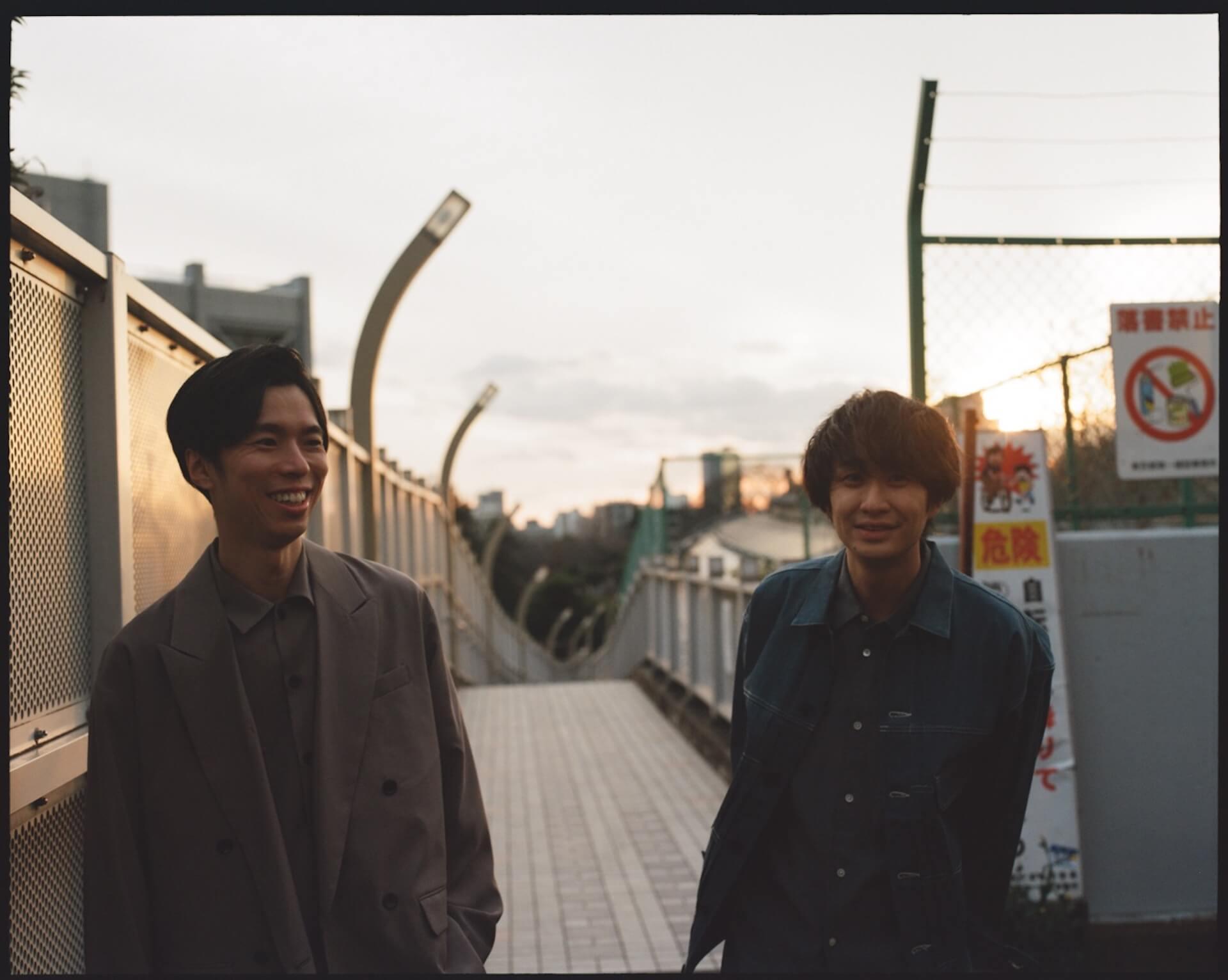 sunsite『Buenos!』──山本幹宗&永嶋柊吾による新バンドの「愛あるオマージュ」とまっすぐな姿勢 interview2105-sunsite-4