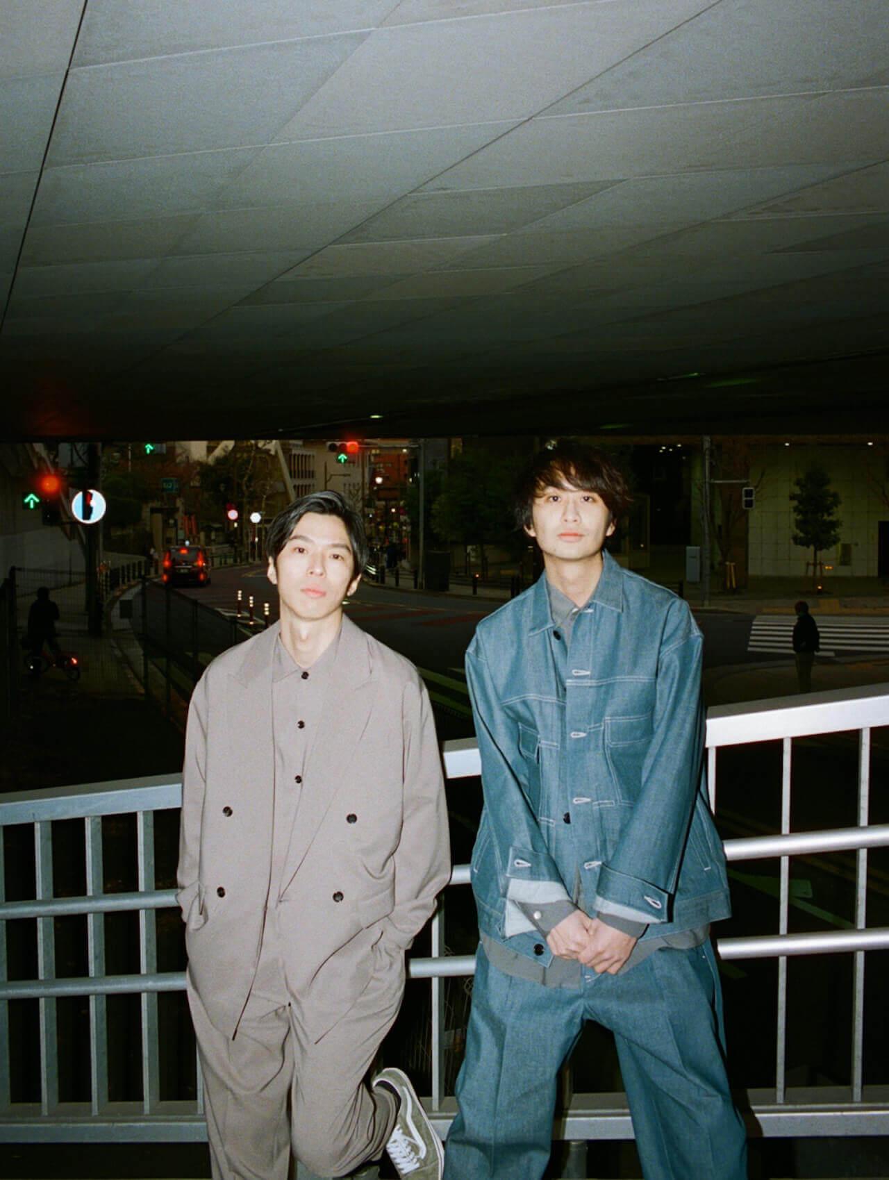 sunsite『Buenos!』──山本幹宗&永嶋柊吾による新バンドの「愛あるオマージュ」とまっすぐな姿勢 interview2105-sunsite-1