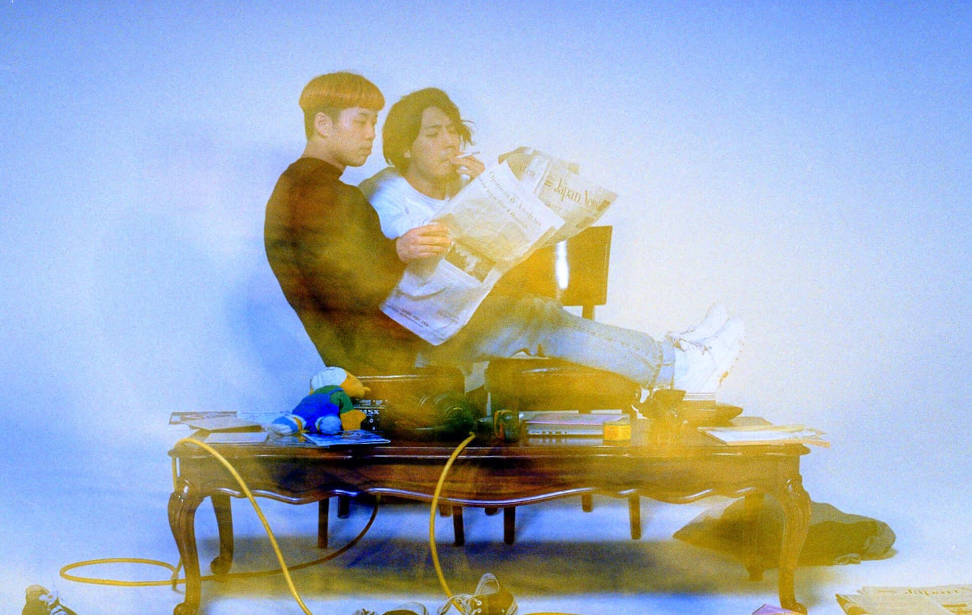 フジロック<ROOKIE A GO-GO>への出演も話題となったBearwearのニューシングル『madoromi / Carry On』が配信リリース! music210524_bearwear_2
